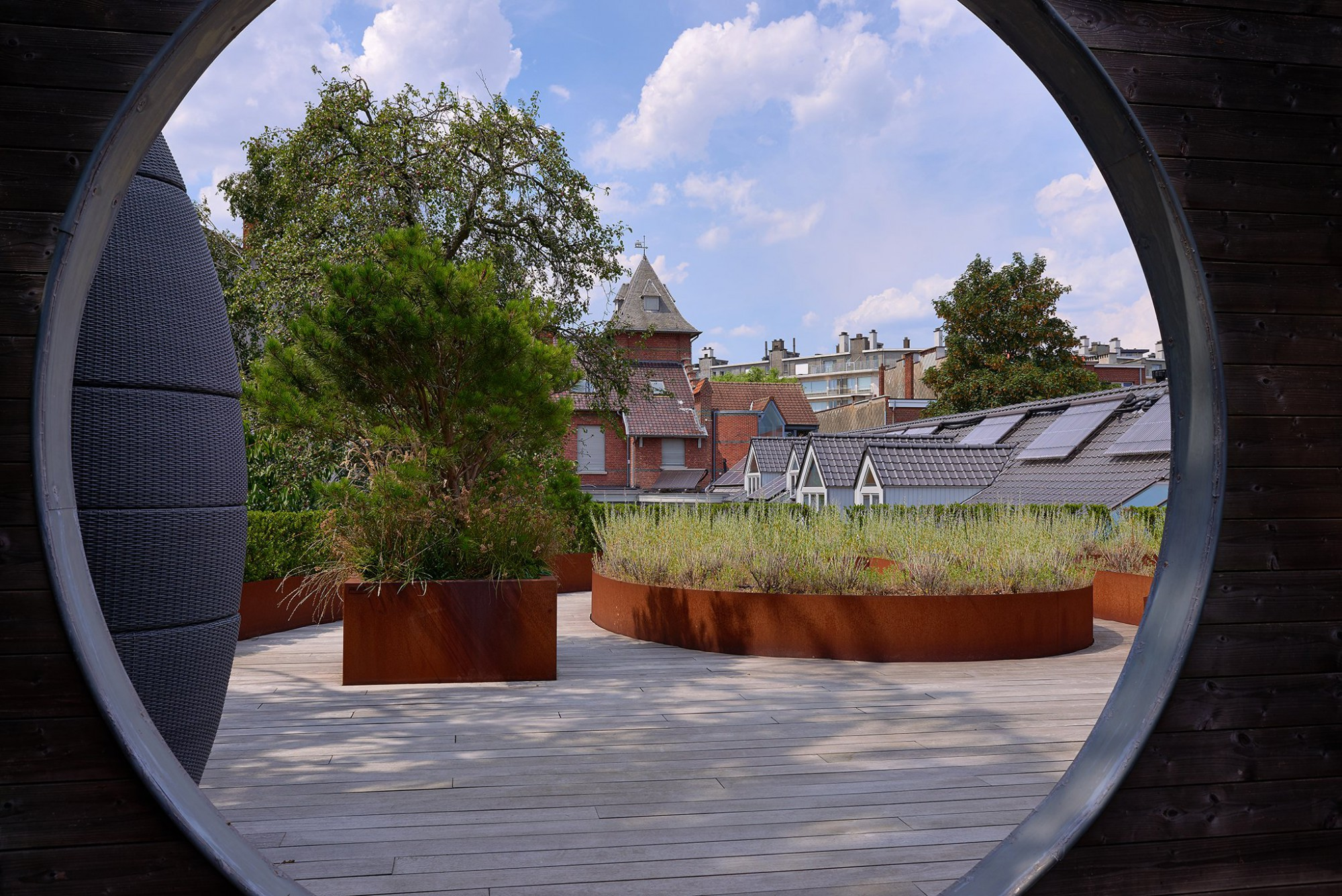 Afbeelding: Fotografie tuinarchitectuur voor © Duo Verde