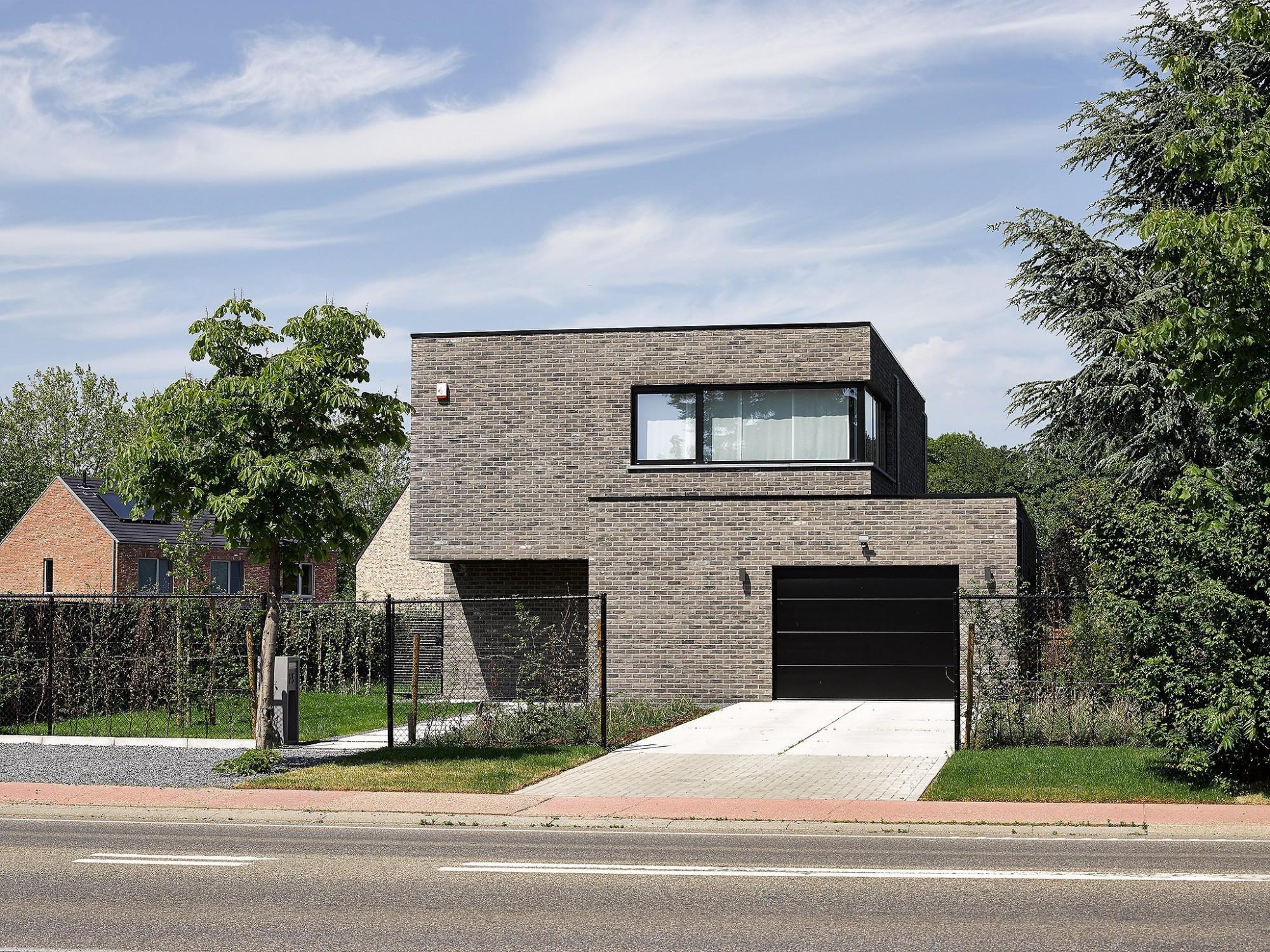 Afbeelding: Architectuur fotografie woning,Wommelgem, voor Mertens architecten.