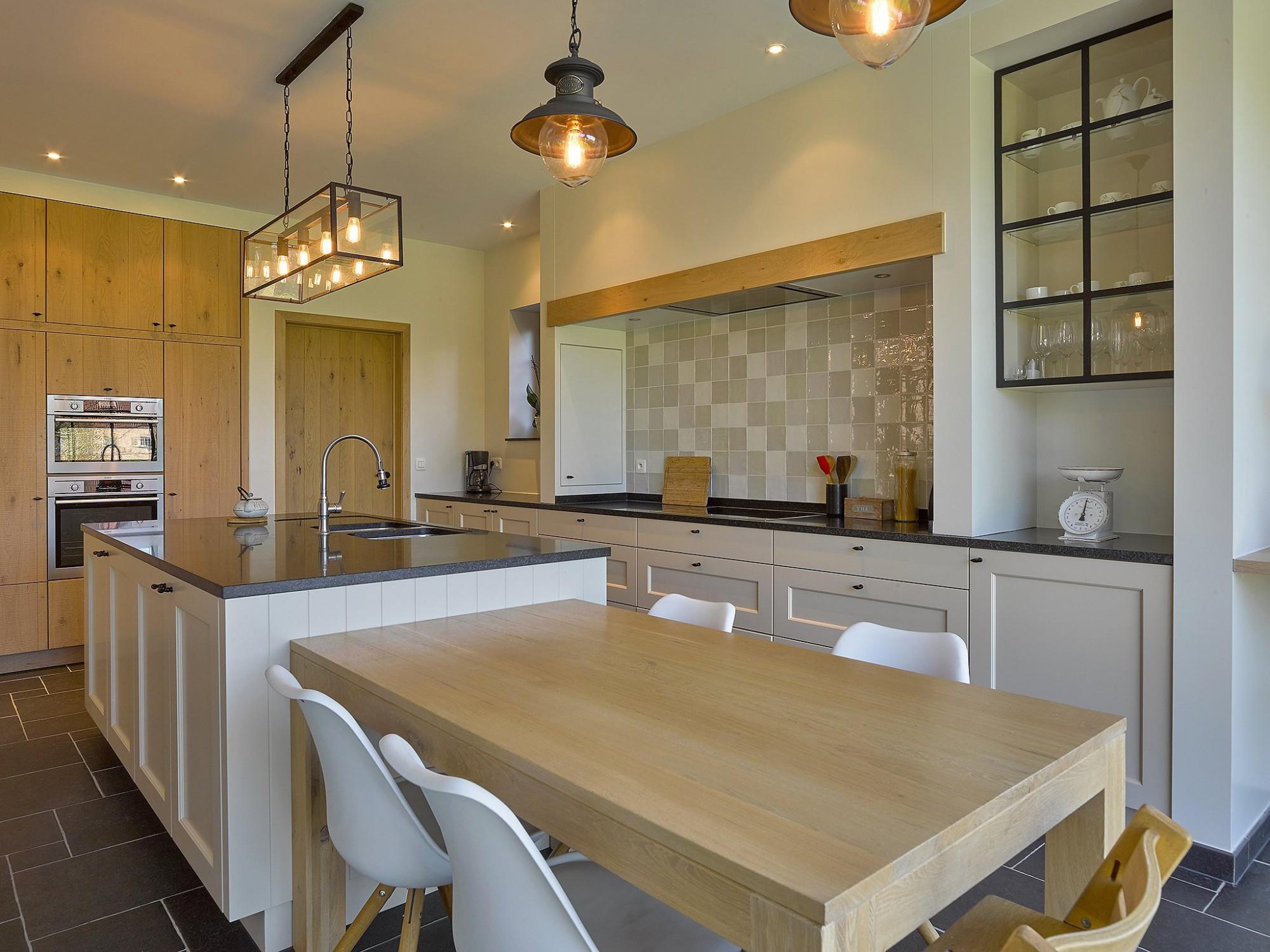 Afbeelding: Fotografie keuken klassiek te Kontich voor RDK.
