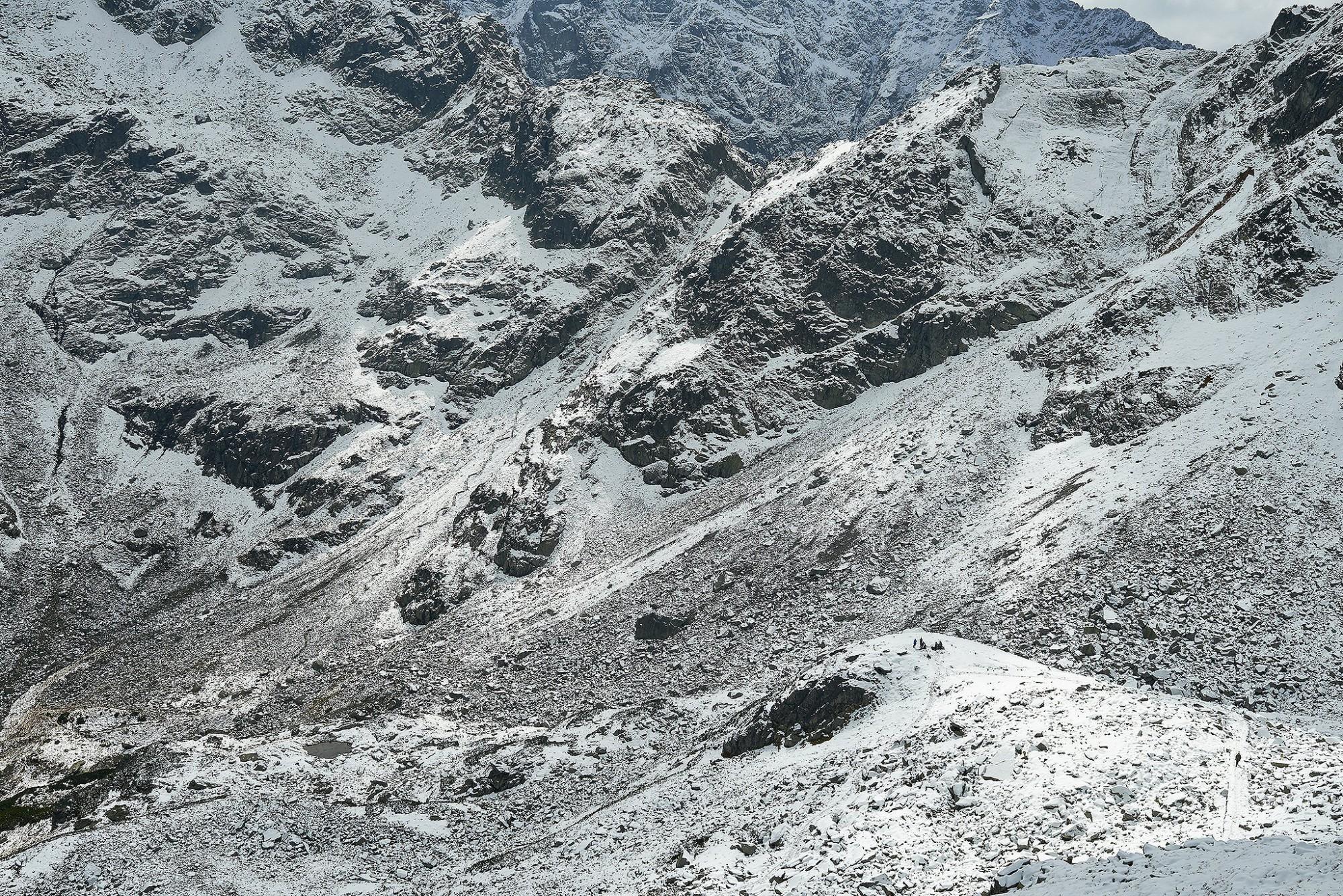 Afbeelding: Polen, Hoge Tatra, fotografie Dominique Van Huffel.