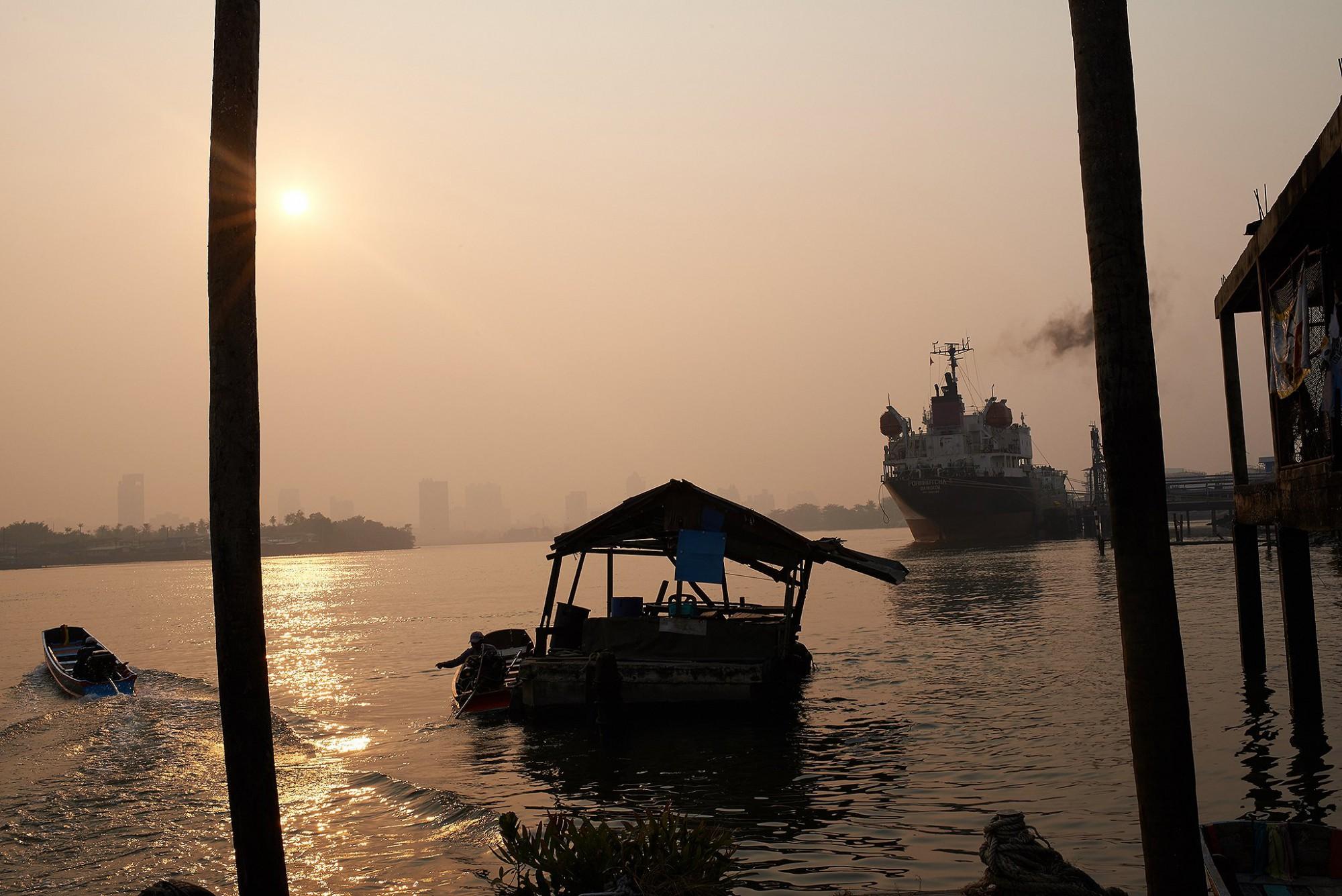 Afbeelding: Dominique Van Huffel reisfotografie Thailand, Bangkok.
