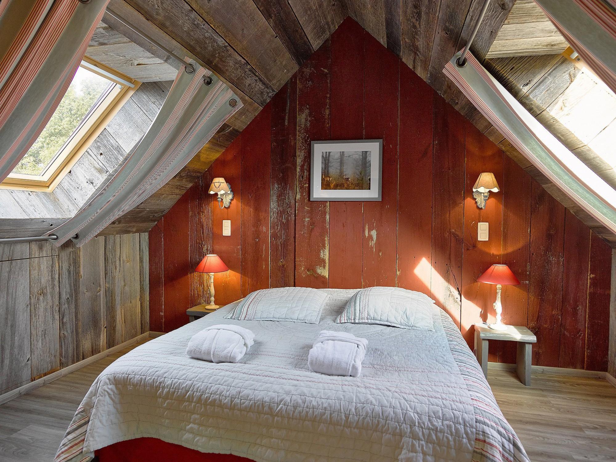 Afbeelding: Fotografie interieur slaapkamer voor vakantiewoning