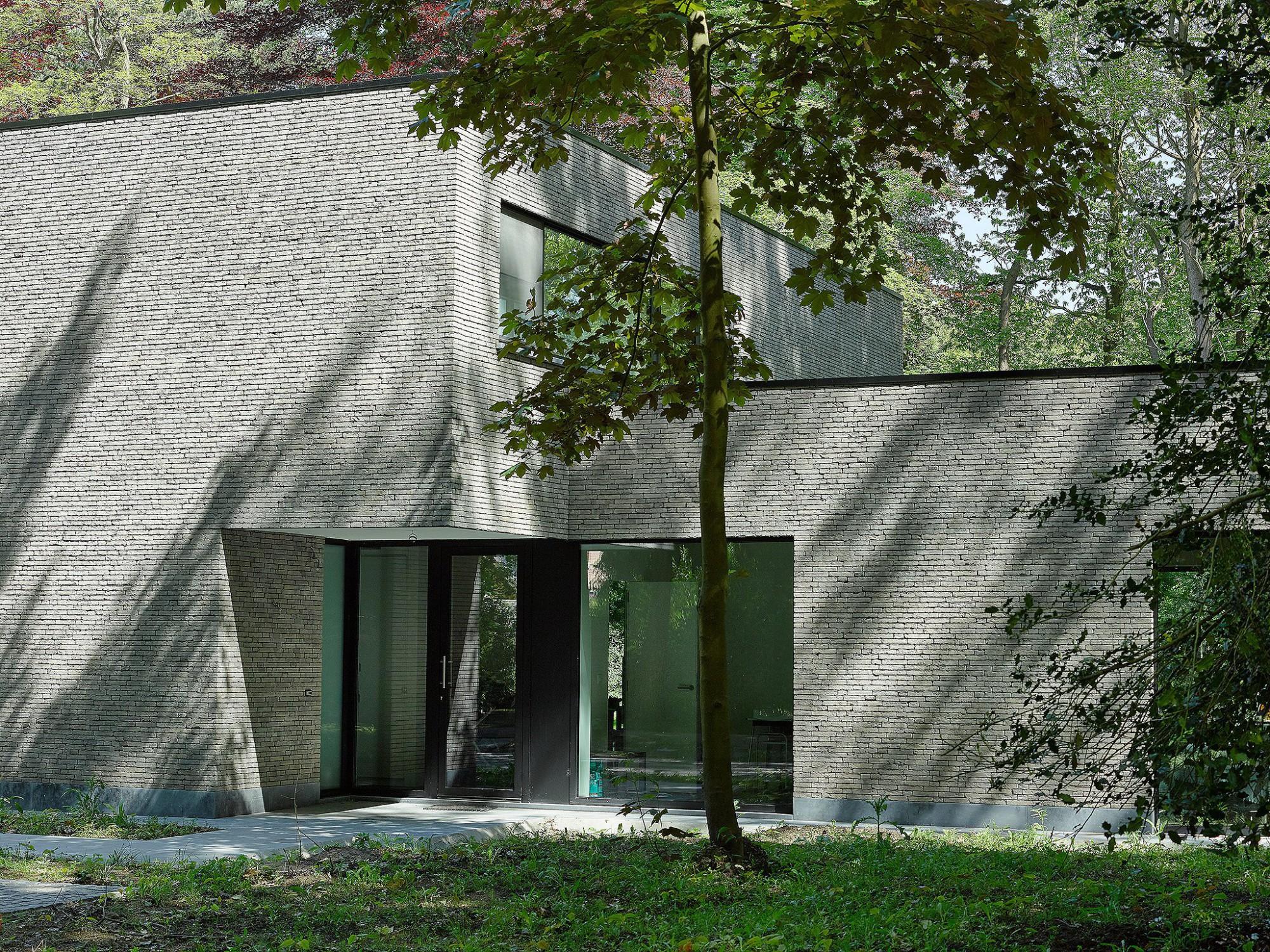 Afbeelding: Fotografie moderne woningen, © Mertens architecten, Foto Van Huffel.