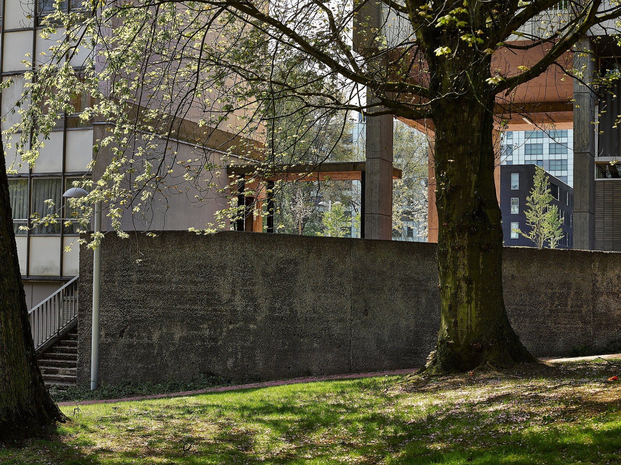 Afbeelding: Architectuur fotografie renovatie, modelwijk Brussel, voor atelier M Architects + Planners.