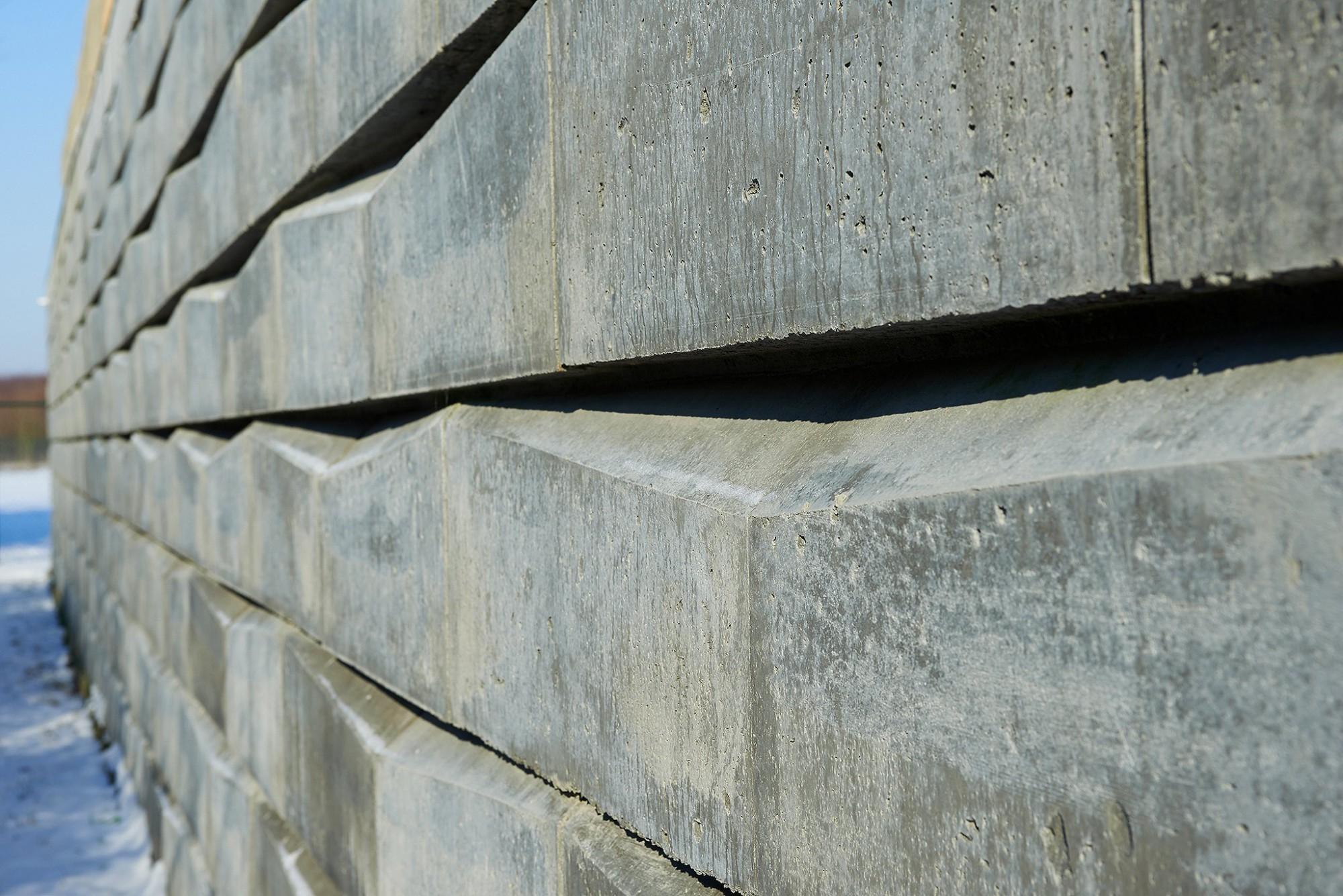 Afbeelding: Product fotografie op locatie, architectonisch beton, fotografie voor Ebema.
