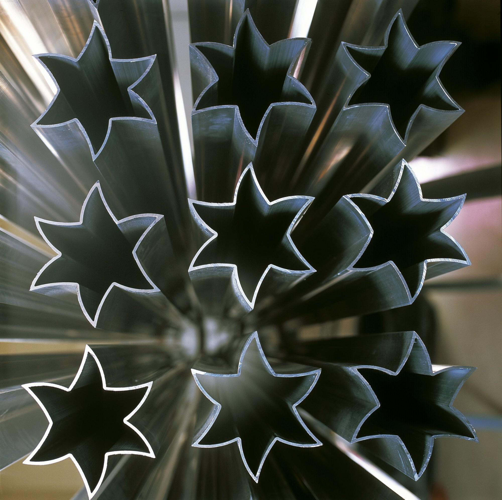 Afbeelding: Sculptuur aluminium
