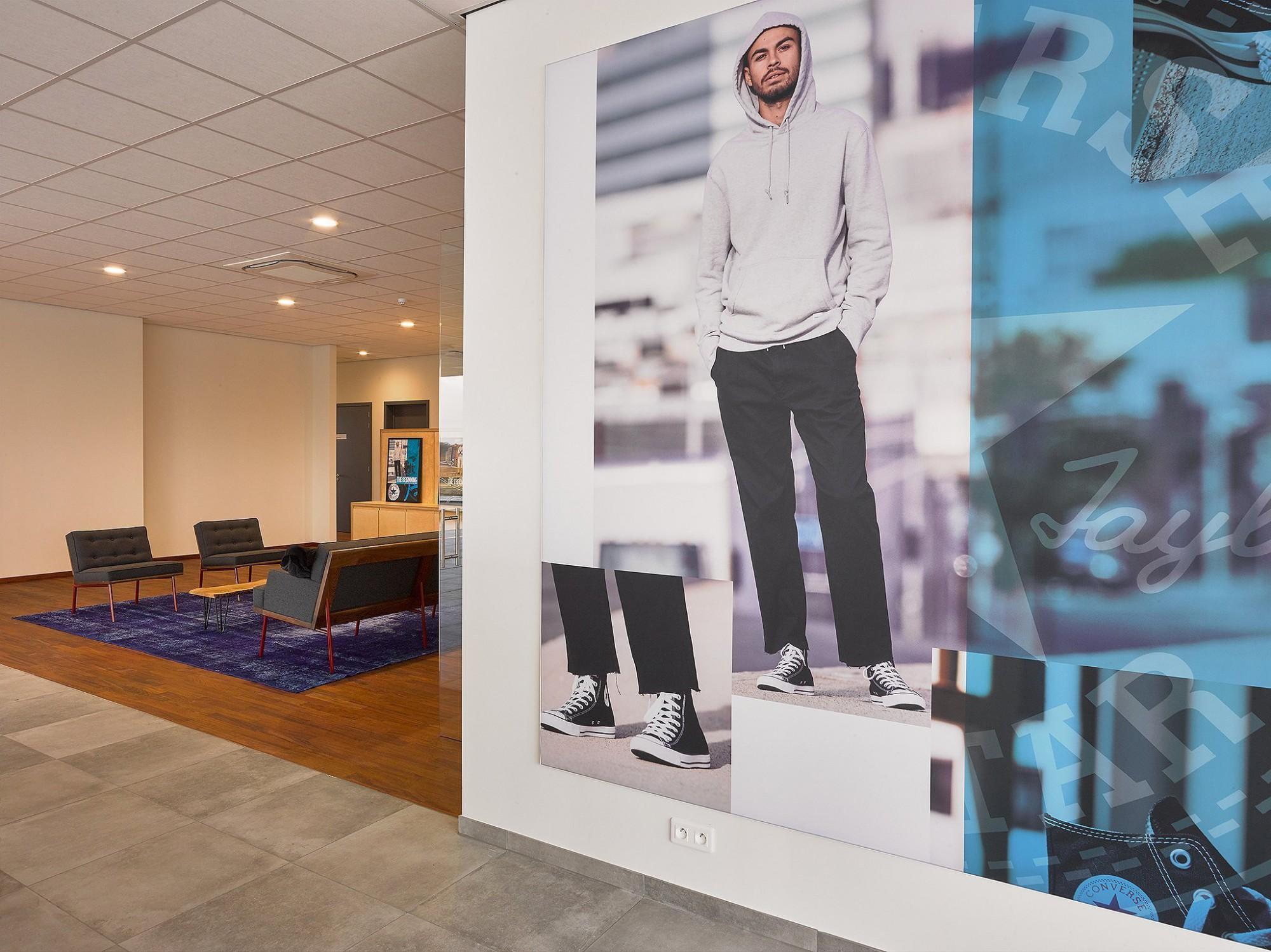 Afbeelding: Interieur fotografie kantoor te Grobbendonk voor de groep Heylen, Interieurfotografie Foto Van Huffel.