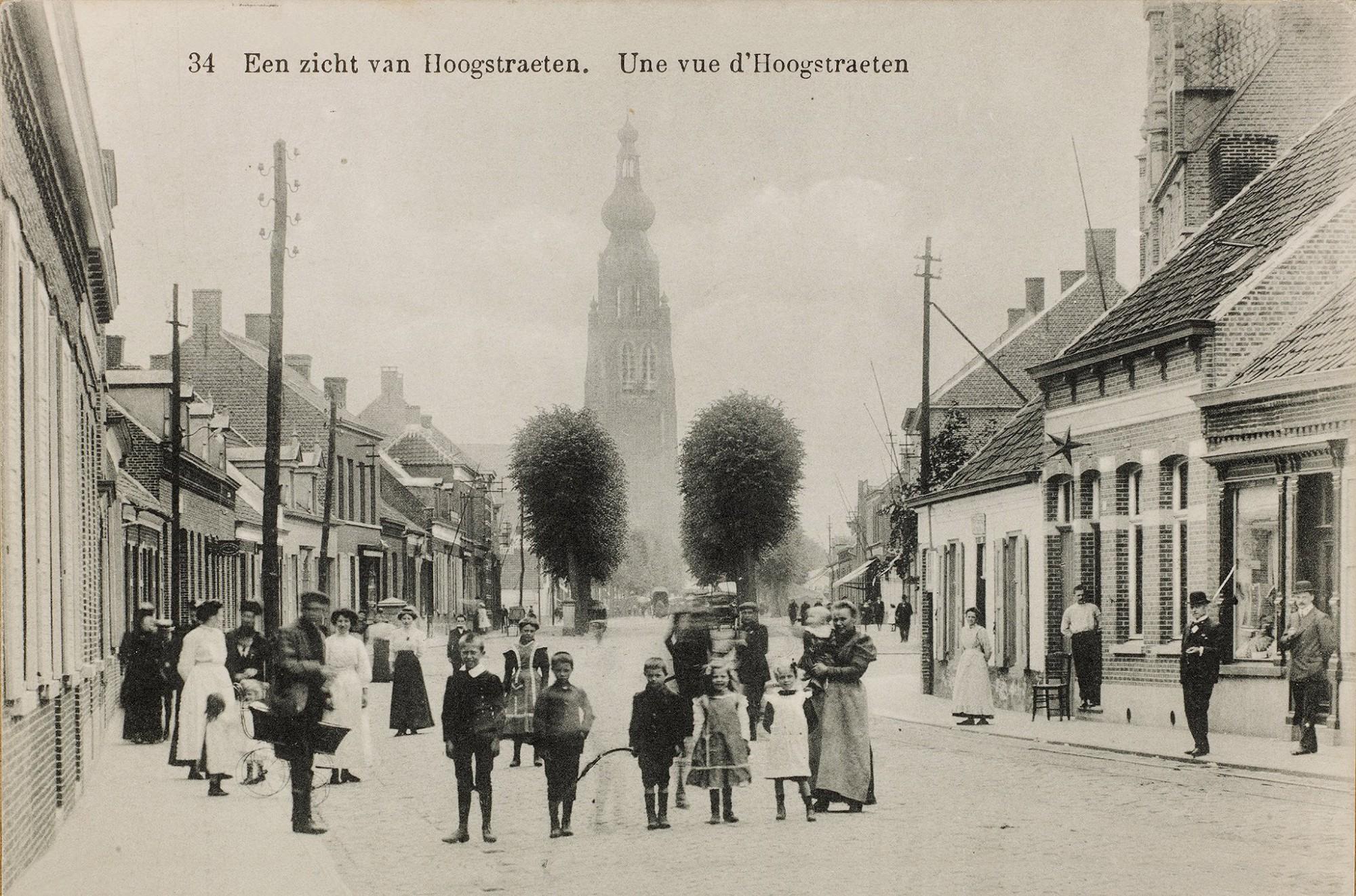 Afbeelding: Reproducties van oude postkaarten.