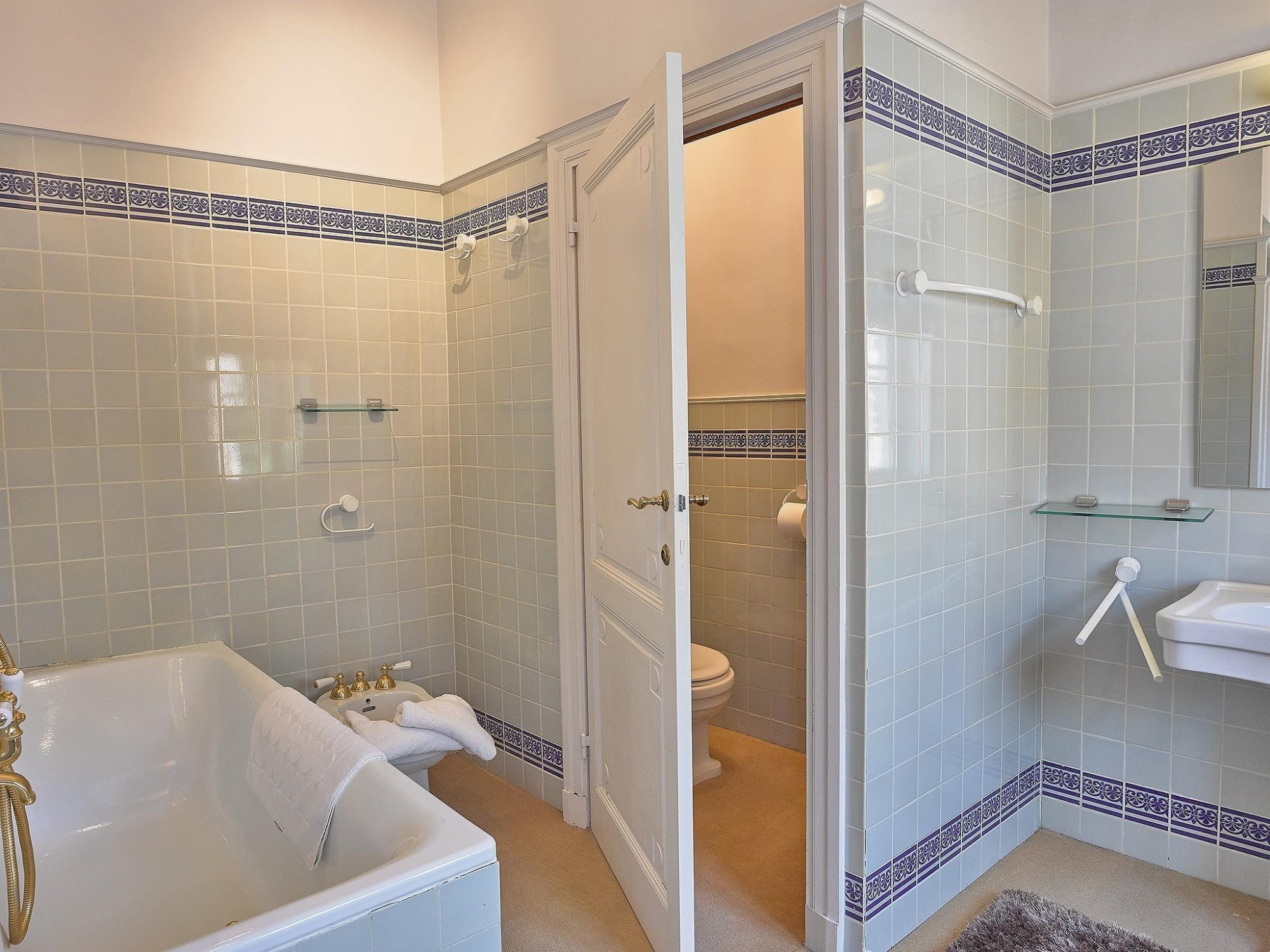Afbeelding: Fotografie interieur badkamer voor vakantiewoning