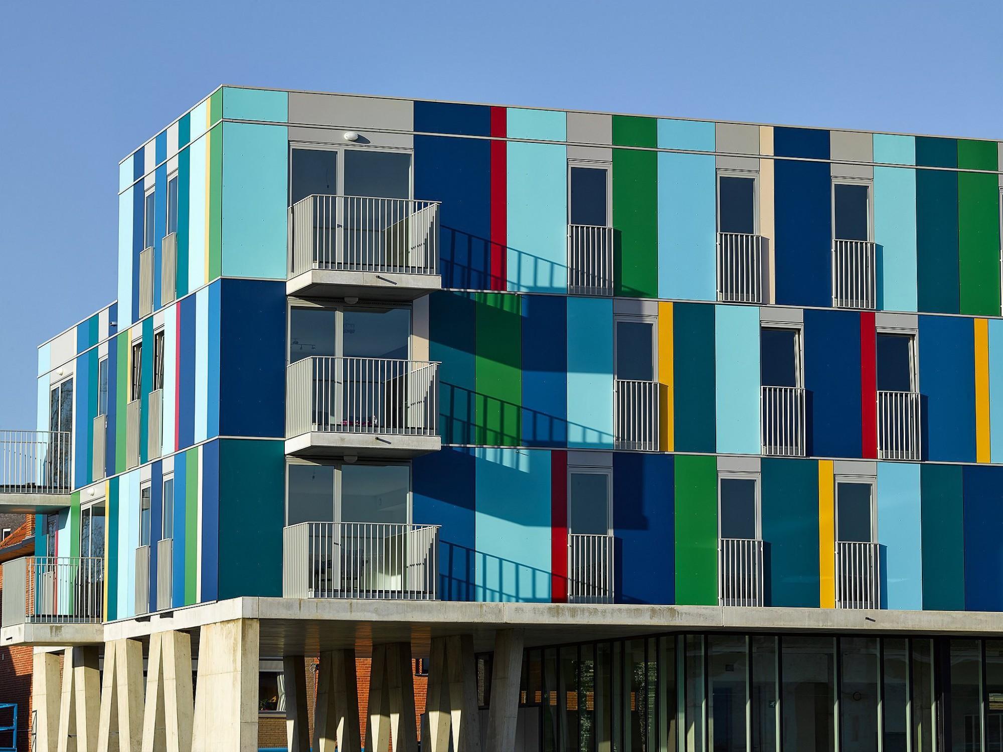 Afbeelding: Architectuur fotografie van gebouwen, woningen over gans de Benelux.