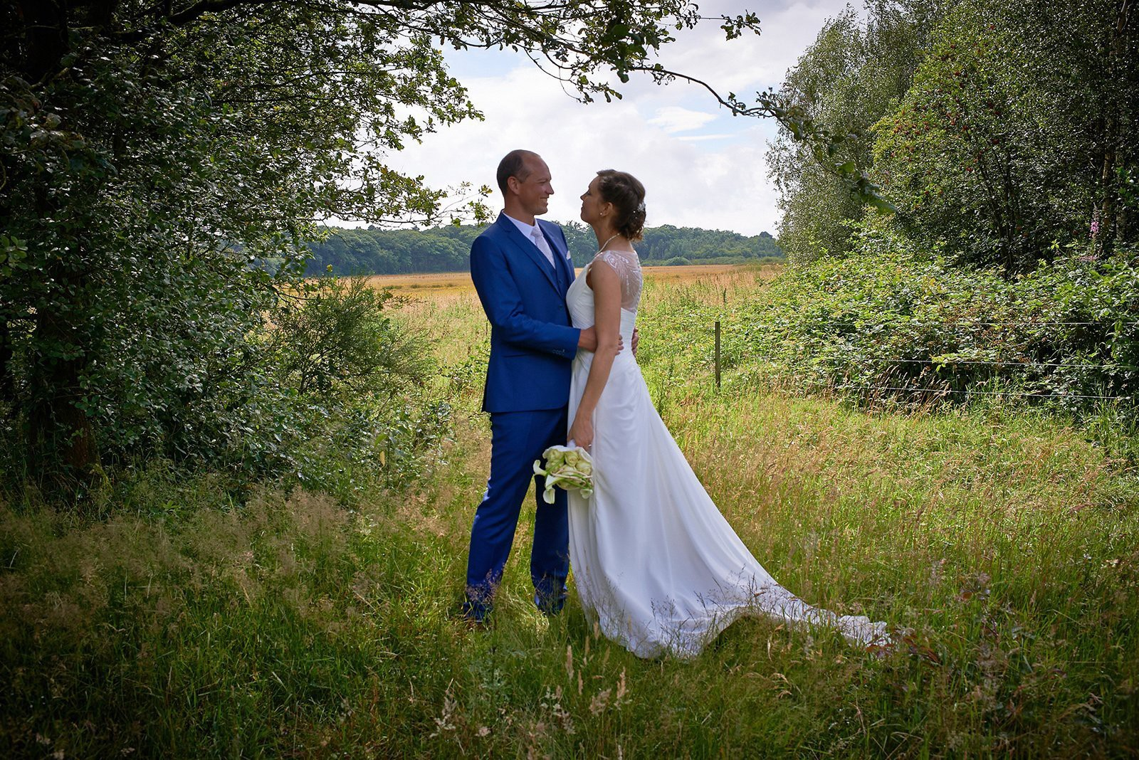 Afbeelding: Huwelijksreportages met stijl, de reportage.
