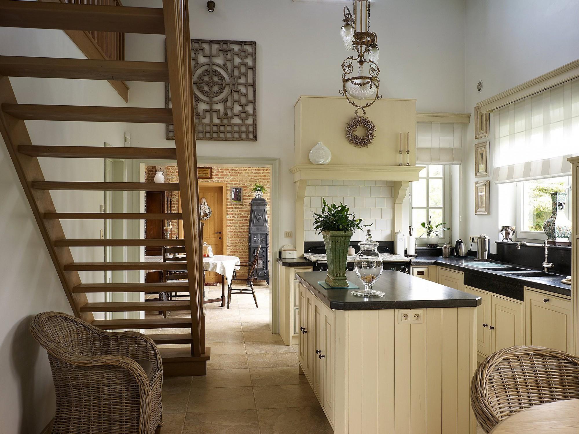 Afbeelding: Fotografie keuken klassiek te Rotselaar voor RDK,  fotografie keukens Foto Van Huffel.