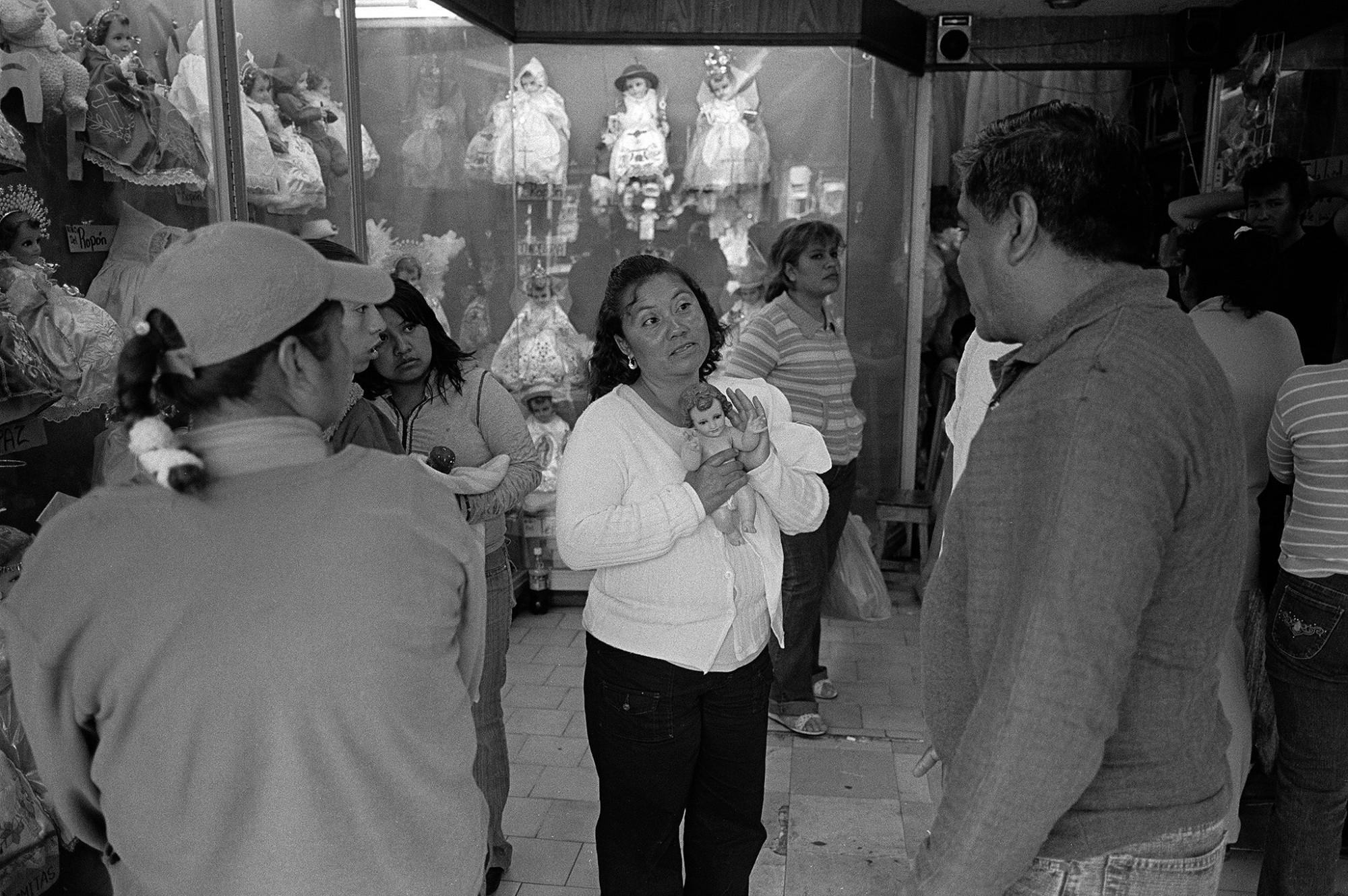 Afbeelding: Reisfotografie, Mexico, Dominique Van Huffel.