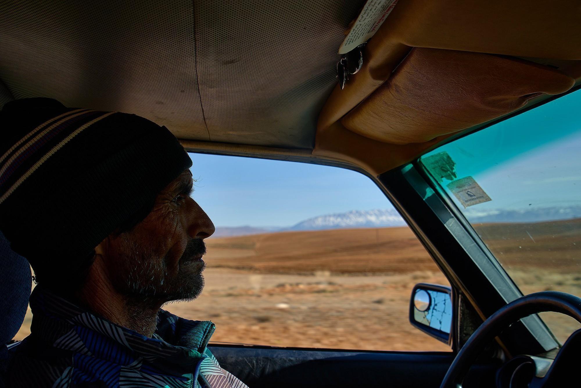 Afbeelding: Dominique Van Huffel, reisreportage, Marokko, Middel Atlas.