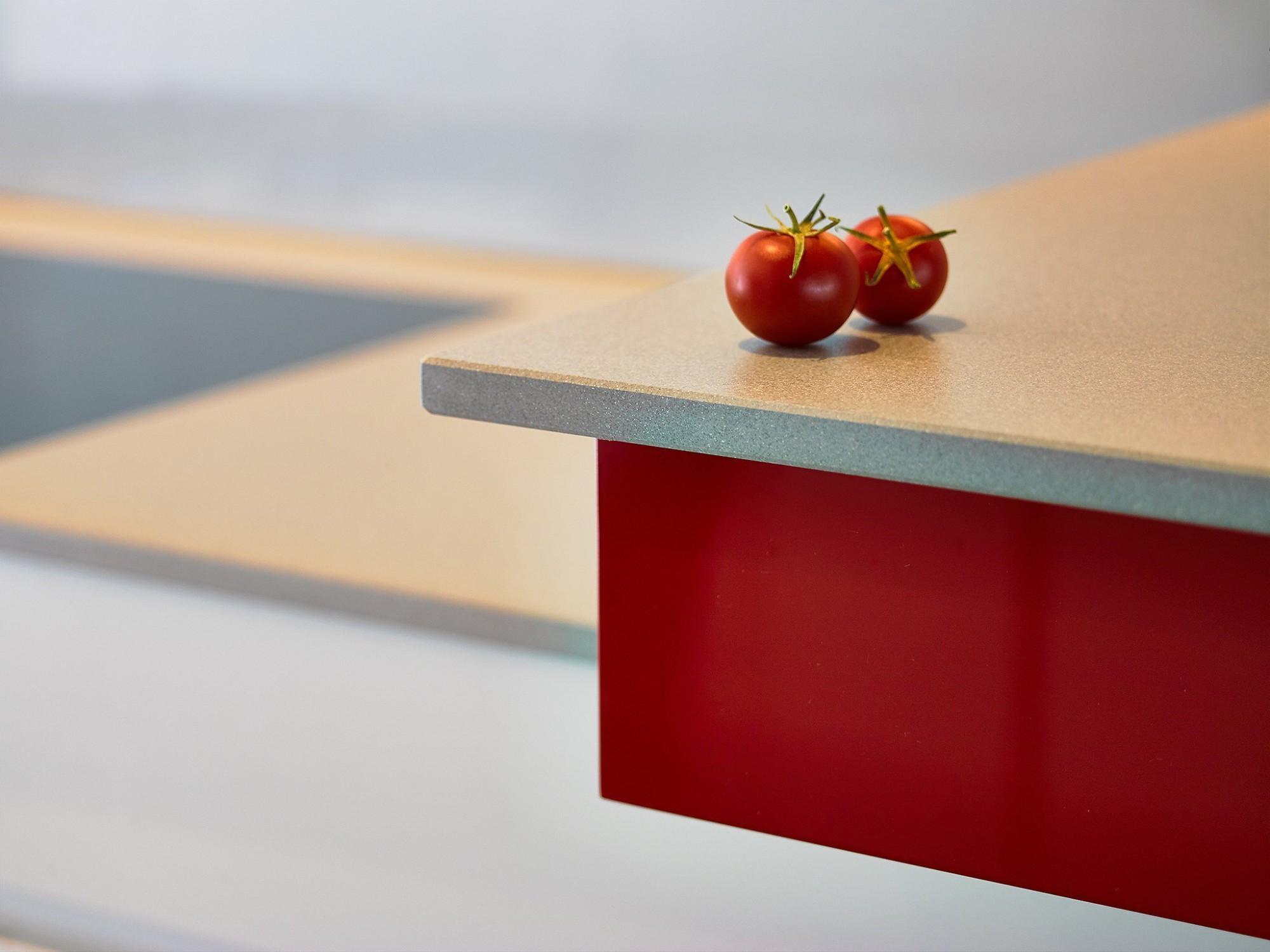 Afbeelding: Fotografie detail keuken afwerking © voor Biwood, fotografie keukens Foto Van Huffel.