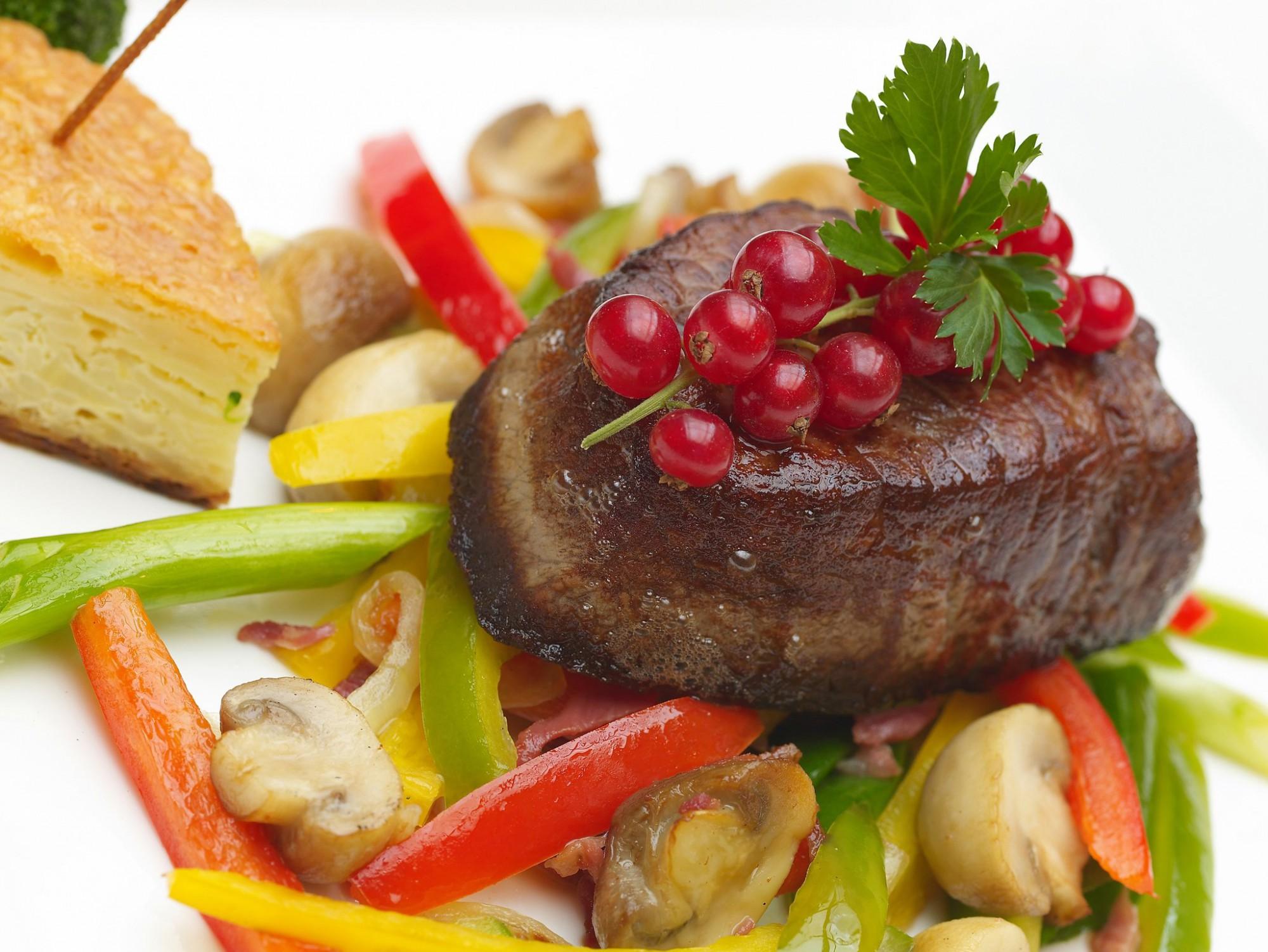 Afbeelding: Food fotografie voor horeca en restaurant, foto Van Huffel.