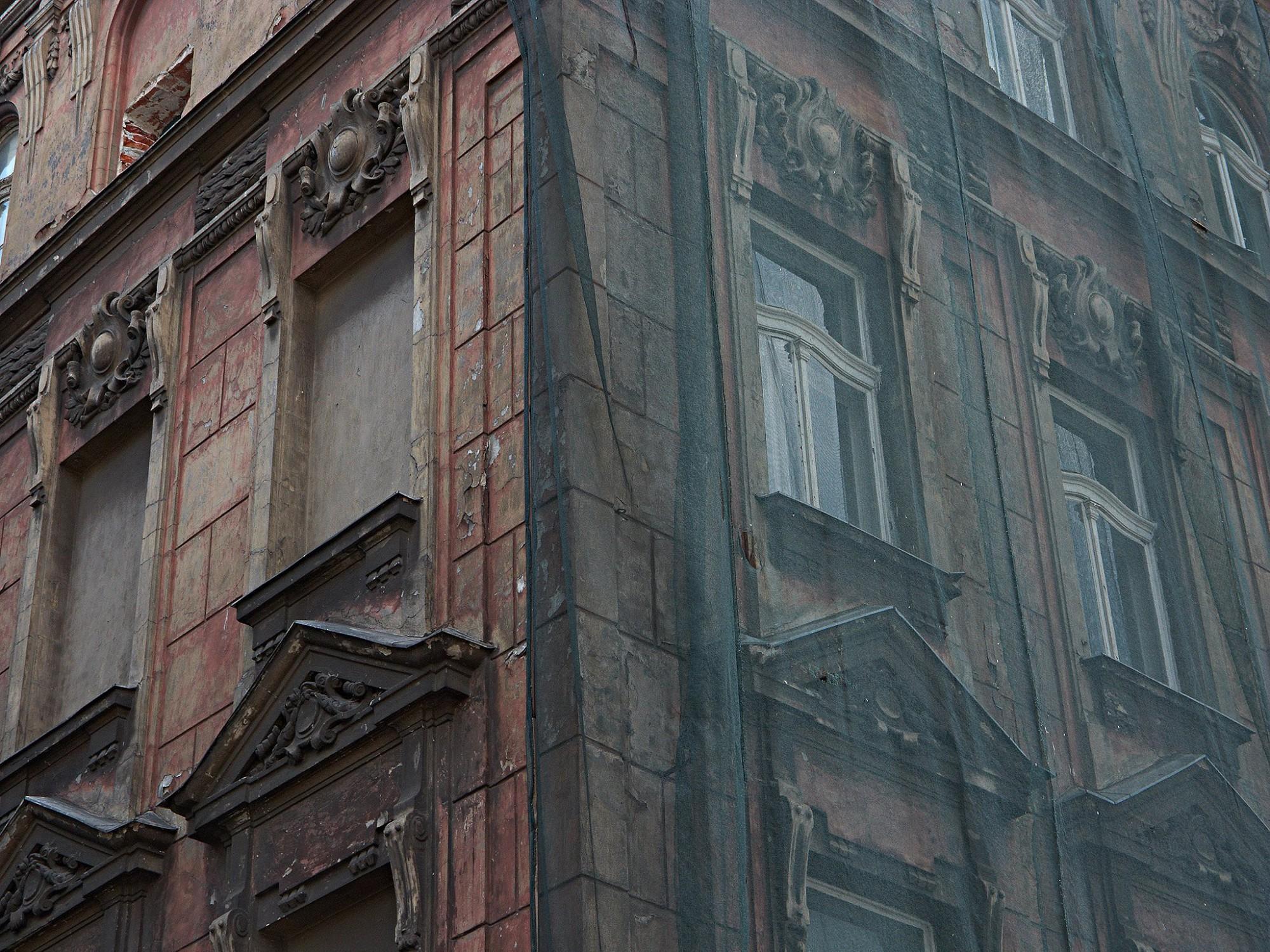Afbeelding: Polen, Krakau, fotografie Dominique Van Huffel.