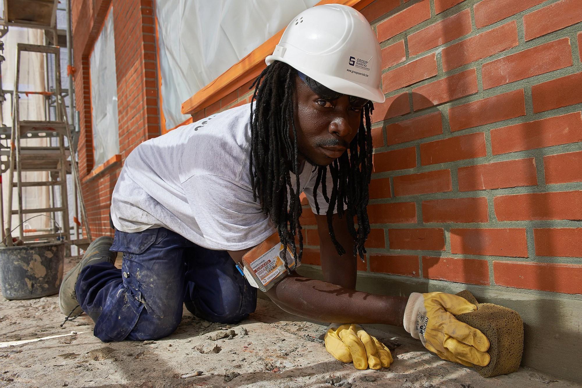 Afbeelding: Werf fotografie herstel betonerosie door group Seurickx.