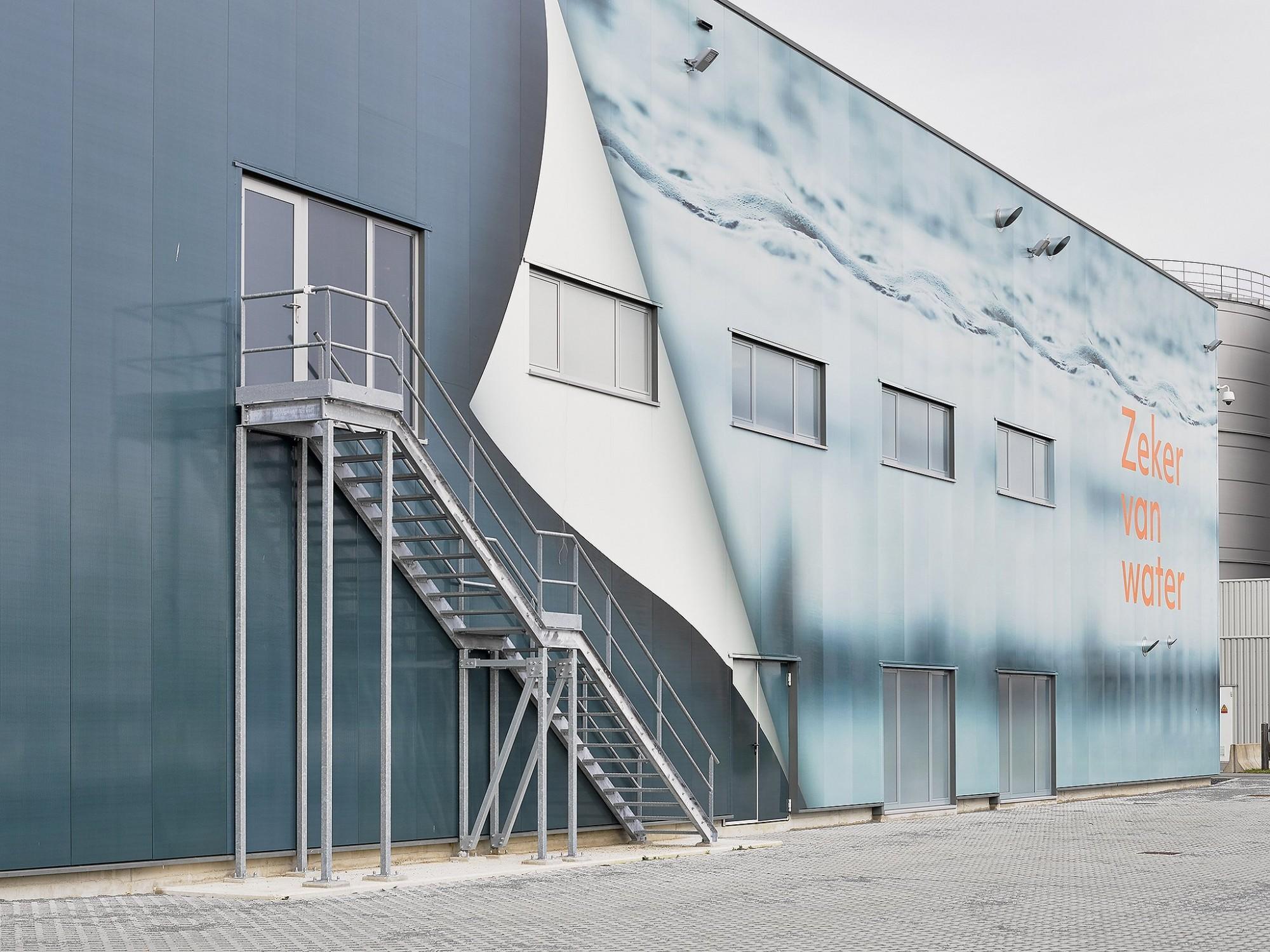 Afbeelding: Fotografie industriebouw, voor Mourik, foto Van Huffel.