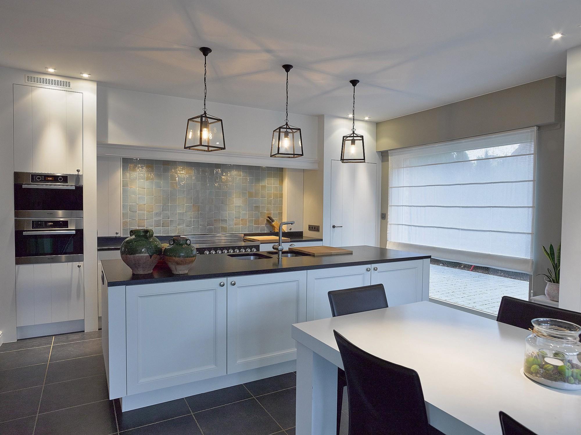 Afbeelding: Fotografie van klassieke keuken te Nijlen voor RDK, fotografie keukens Foto Van Huffel.