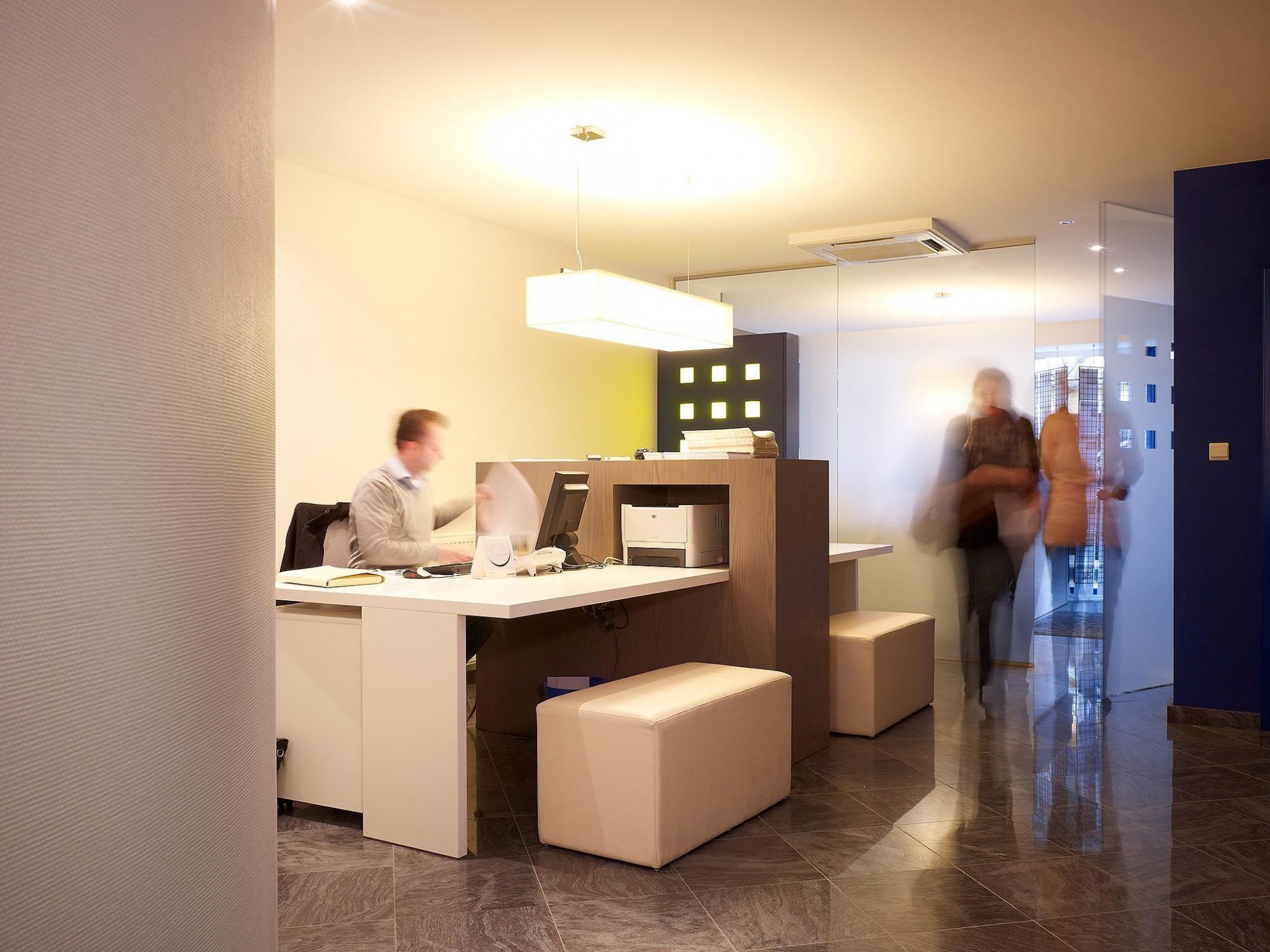Afbeelding: Interieur fotografie kantoor te Schoten voor 4U-design.