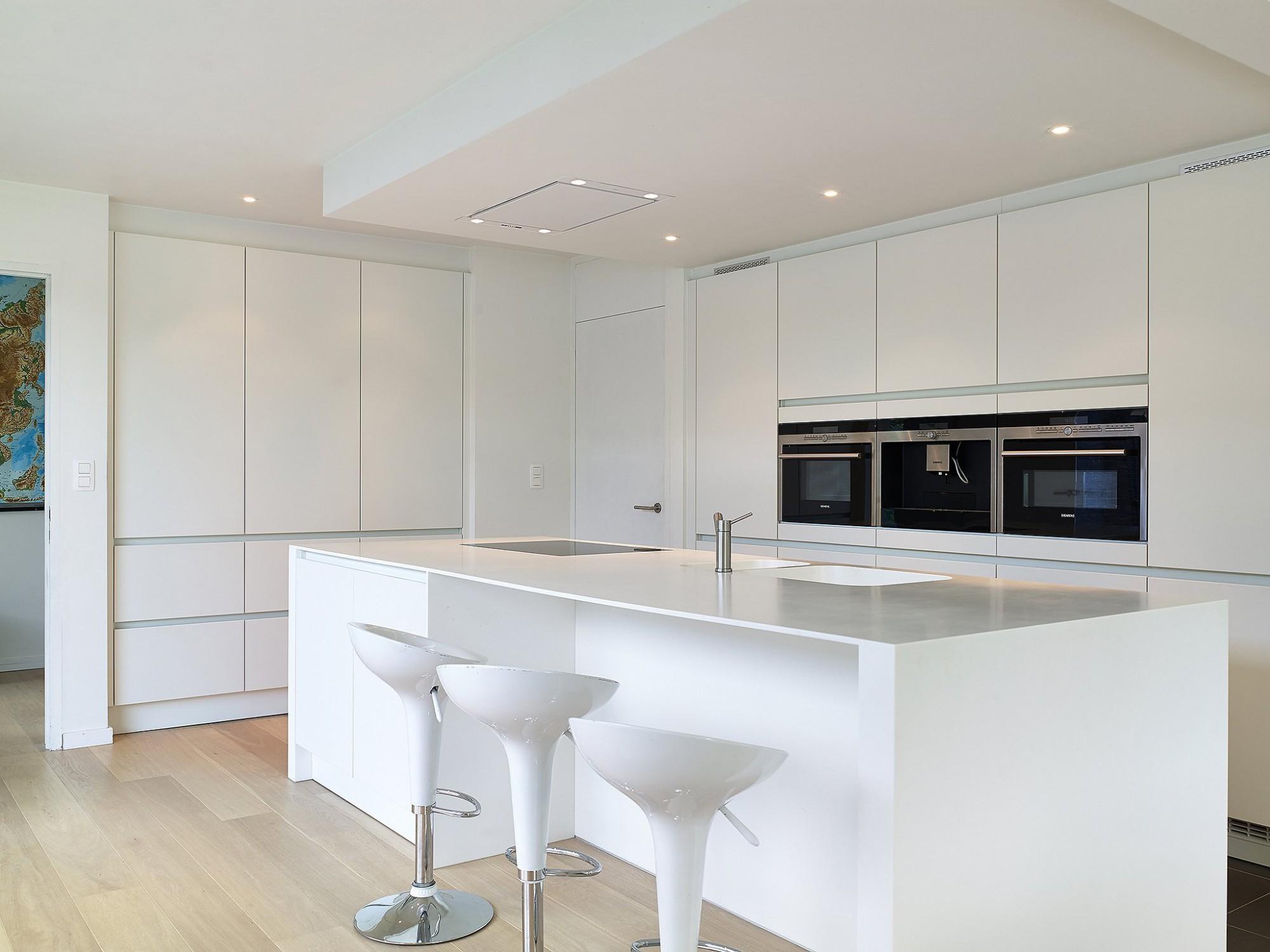 Afbeelding: Fotografie keuken modern te Herselt voor RDK.