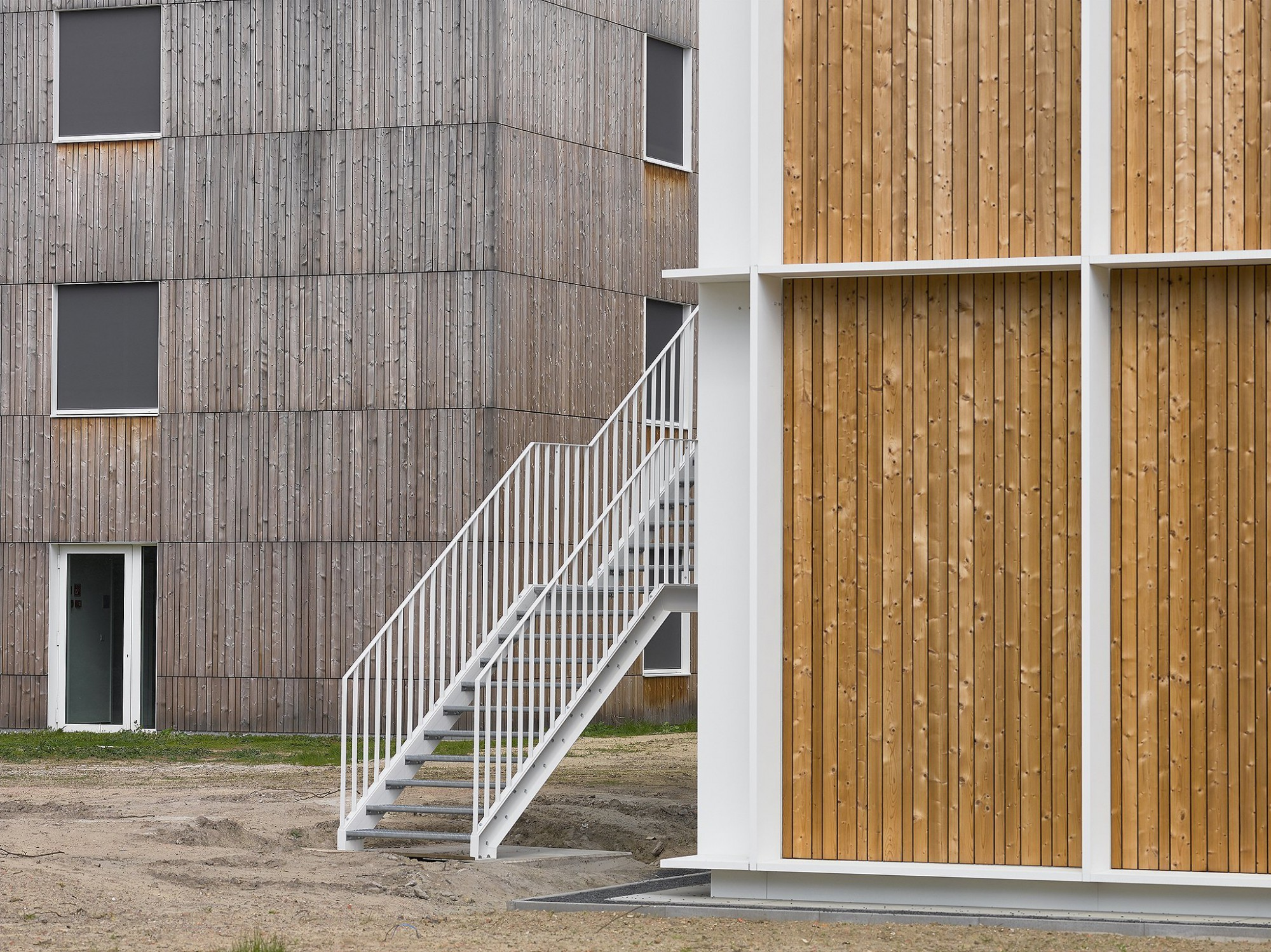 Afbeelding: Architectuur fotografie, Emmaus Duffel, voor atelier M Architects + Planners.