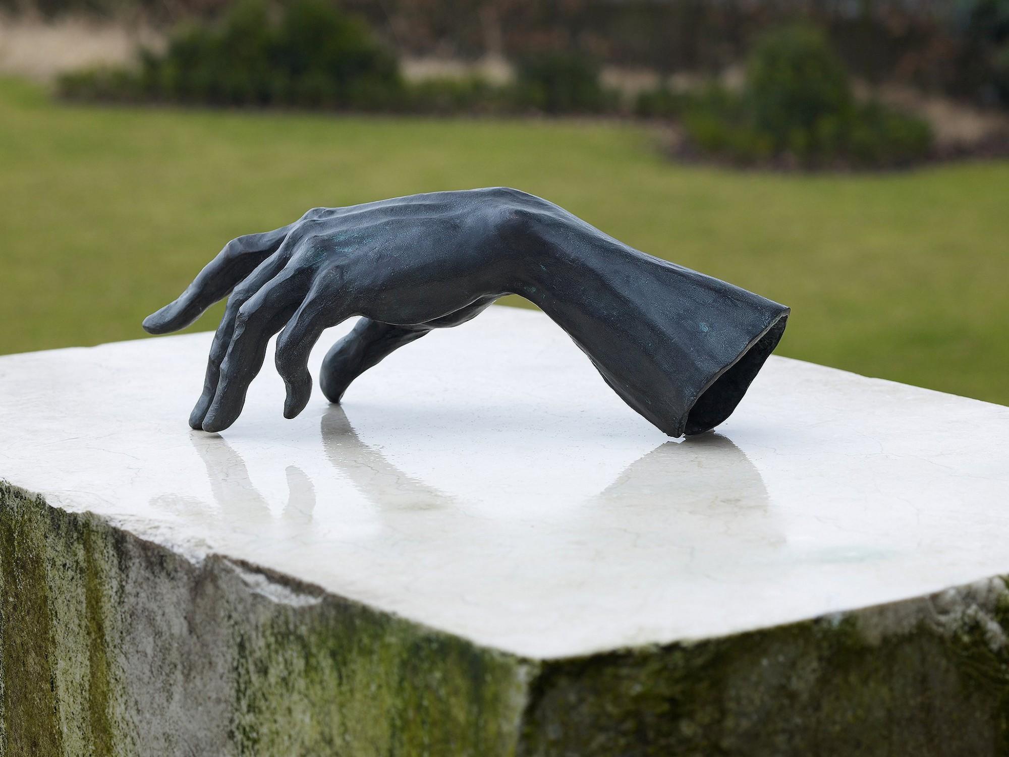 Afbeelding: Sculptuur brons