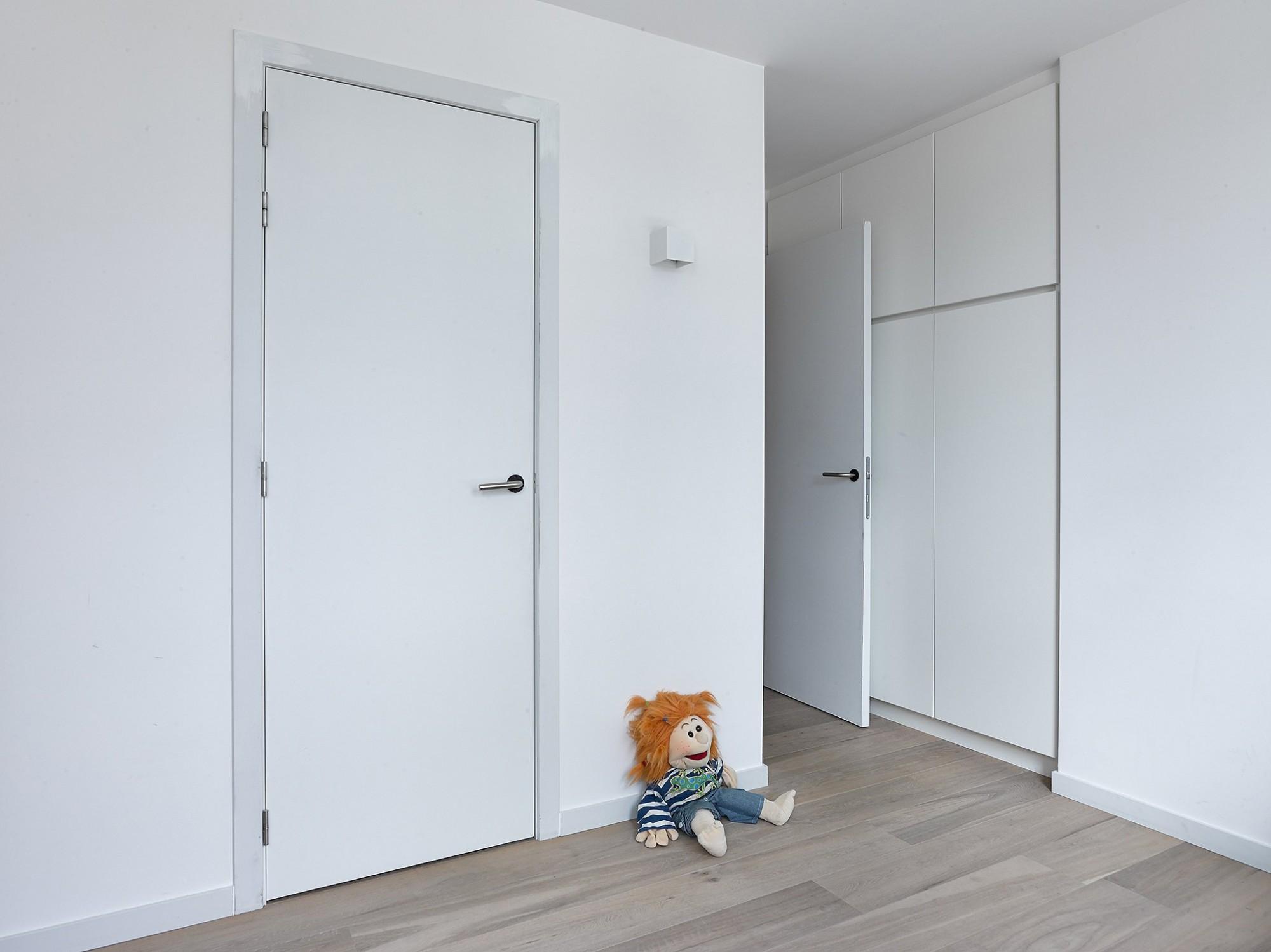Afbeelding: Fotografie interieur - binnendeuren te Beerse voor Eddy De Prins.