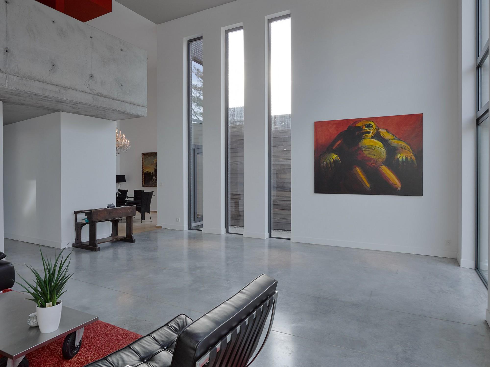 Afbeelding: Interieurfotografie voor © 3D architecten te Nieuwkerken