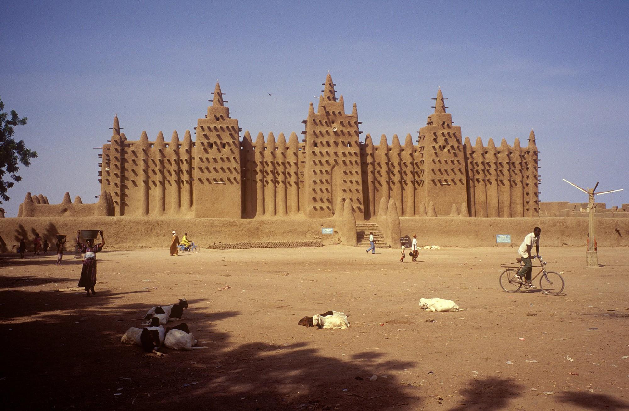Afbeelding: Reisfotografie-reportage Mali, Dominique Van Huffel.