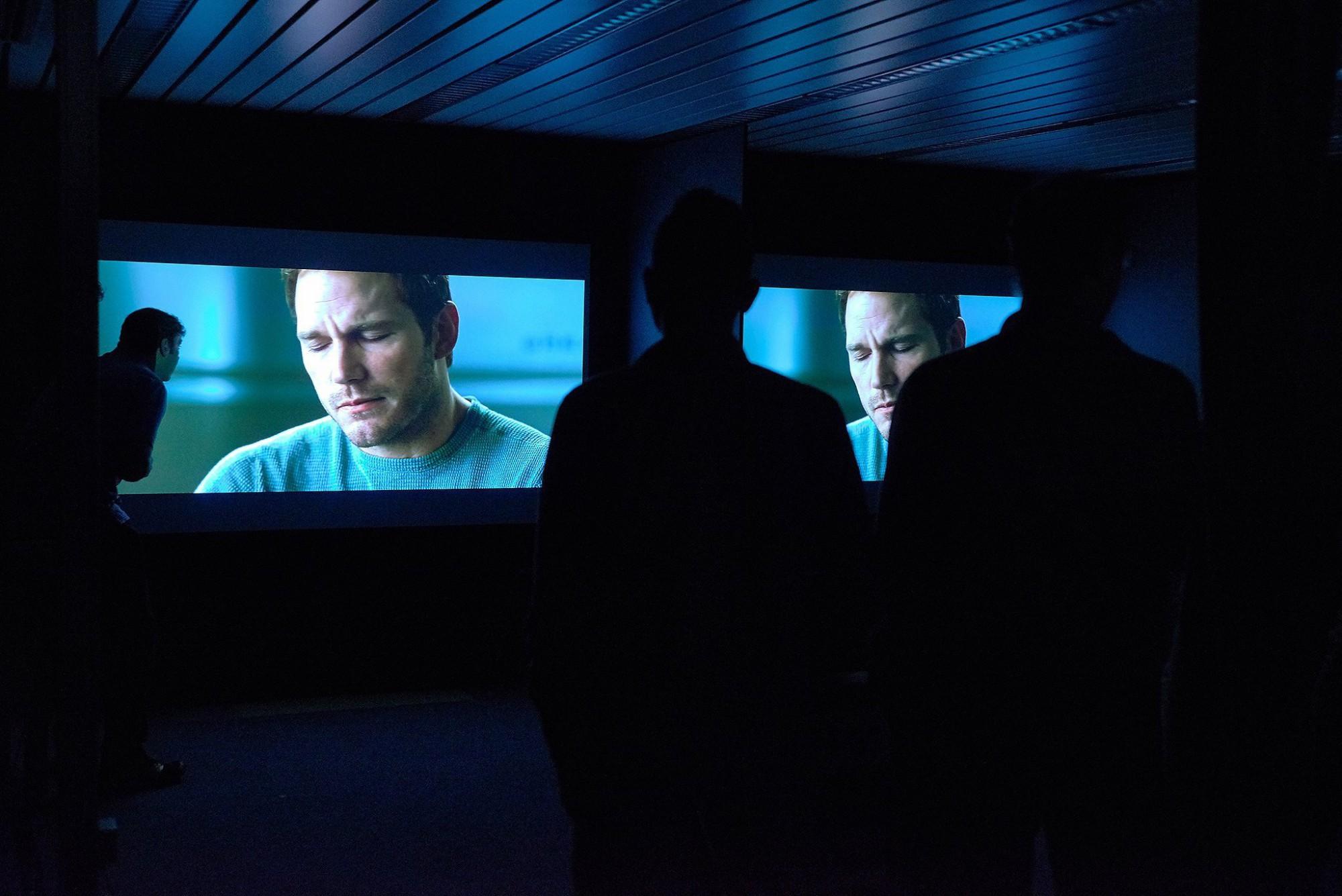 Afbeelding: Bedrijfs reportage voor Cinedream, voorstelling verschillende beamers voor projectie.