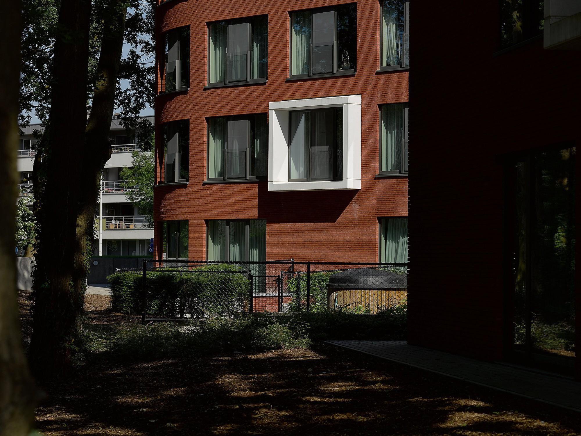 Afbeelding: Fotografie architectuur Foto Van Huffel, woonzorgcentrum Vordenstein Schoten.