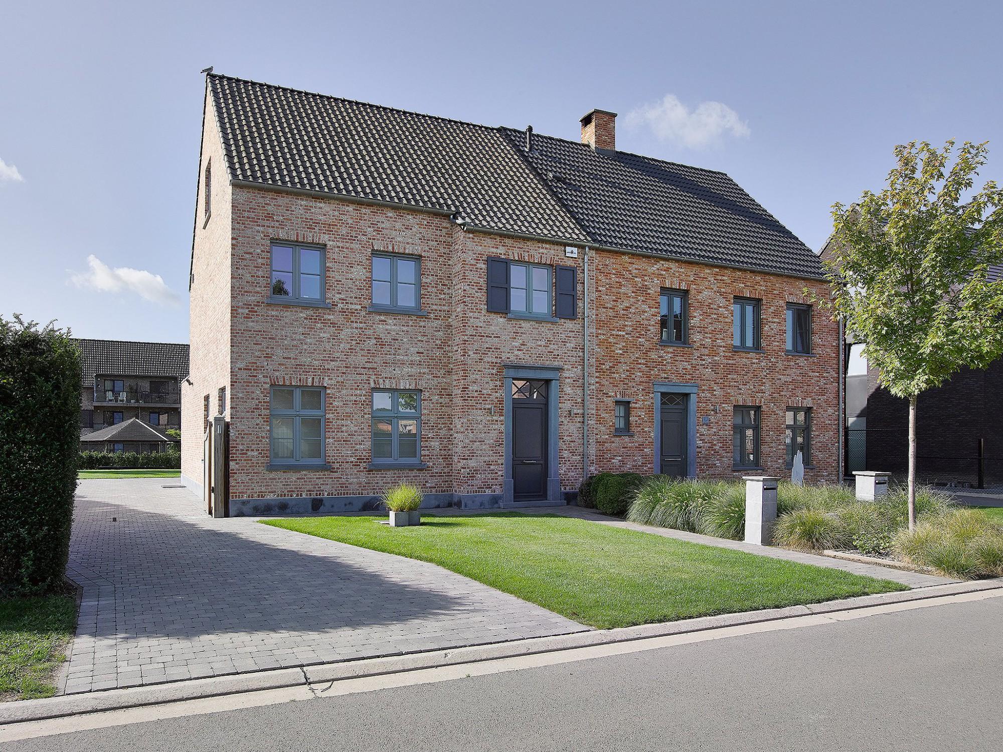 Afbeelding: Fotografie woningbouw klassiek voor bouwwerken Bastijns © foto Van Huffel