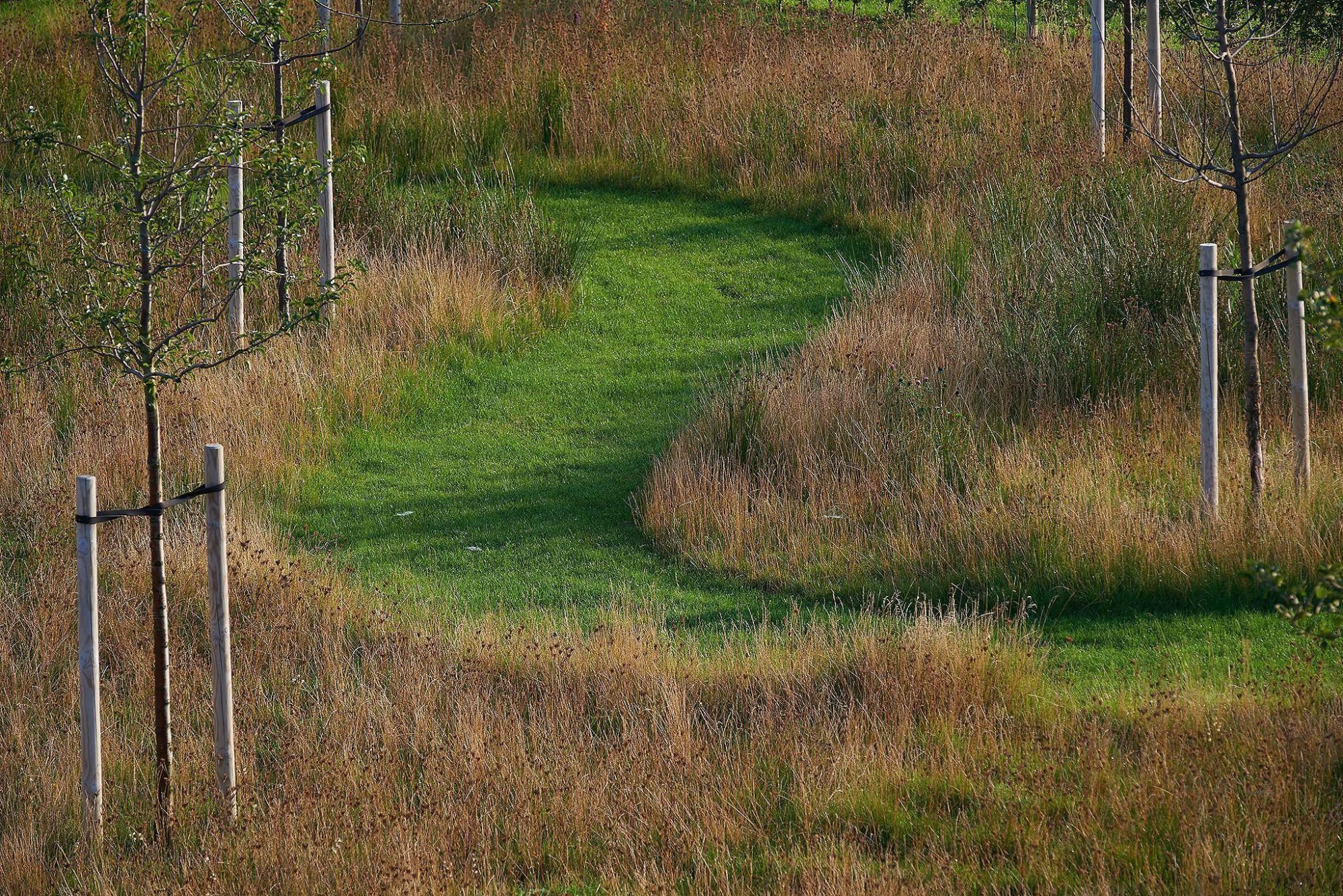 Afbeelding: Fotografie tuin te Wortel voor © Groenpunt.