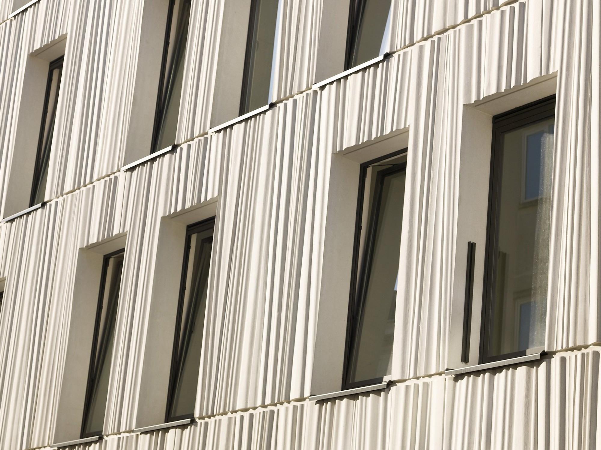 Afbeelding: Product fotografie op locatie, architectonisch sierbeton, AntwerpenL, fotografie voor SVK.