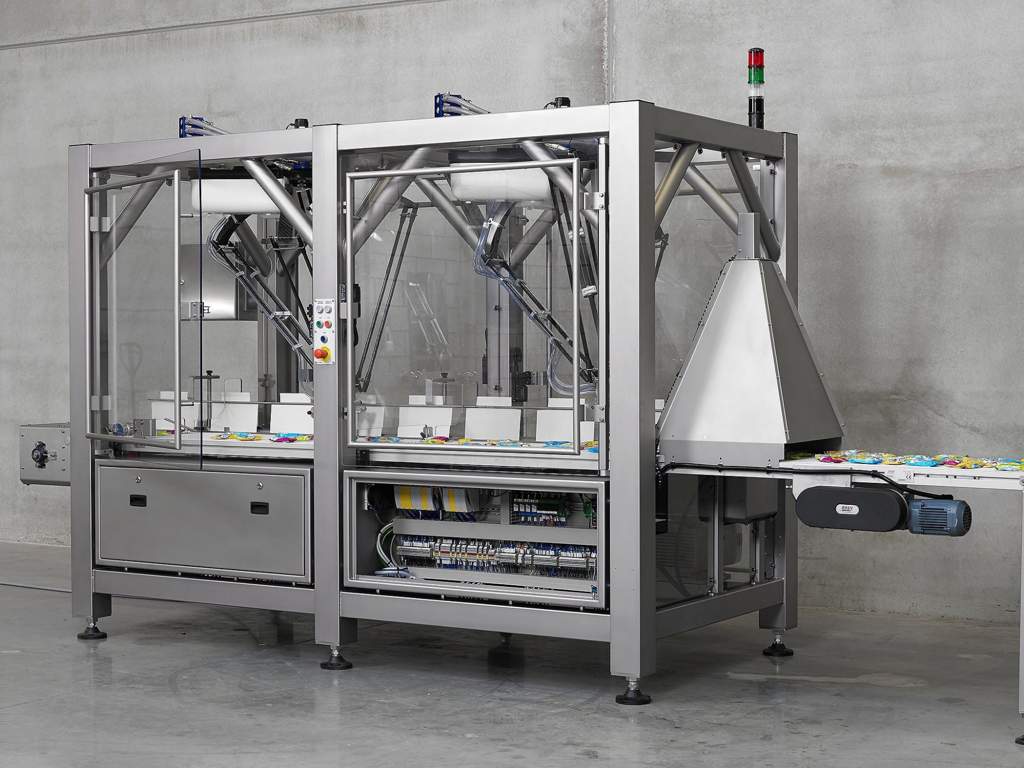Afbeelding: Fotografie van machines op locatie, foto Van Huffel Hoogstraten.