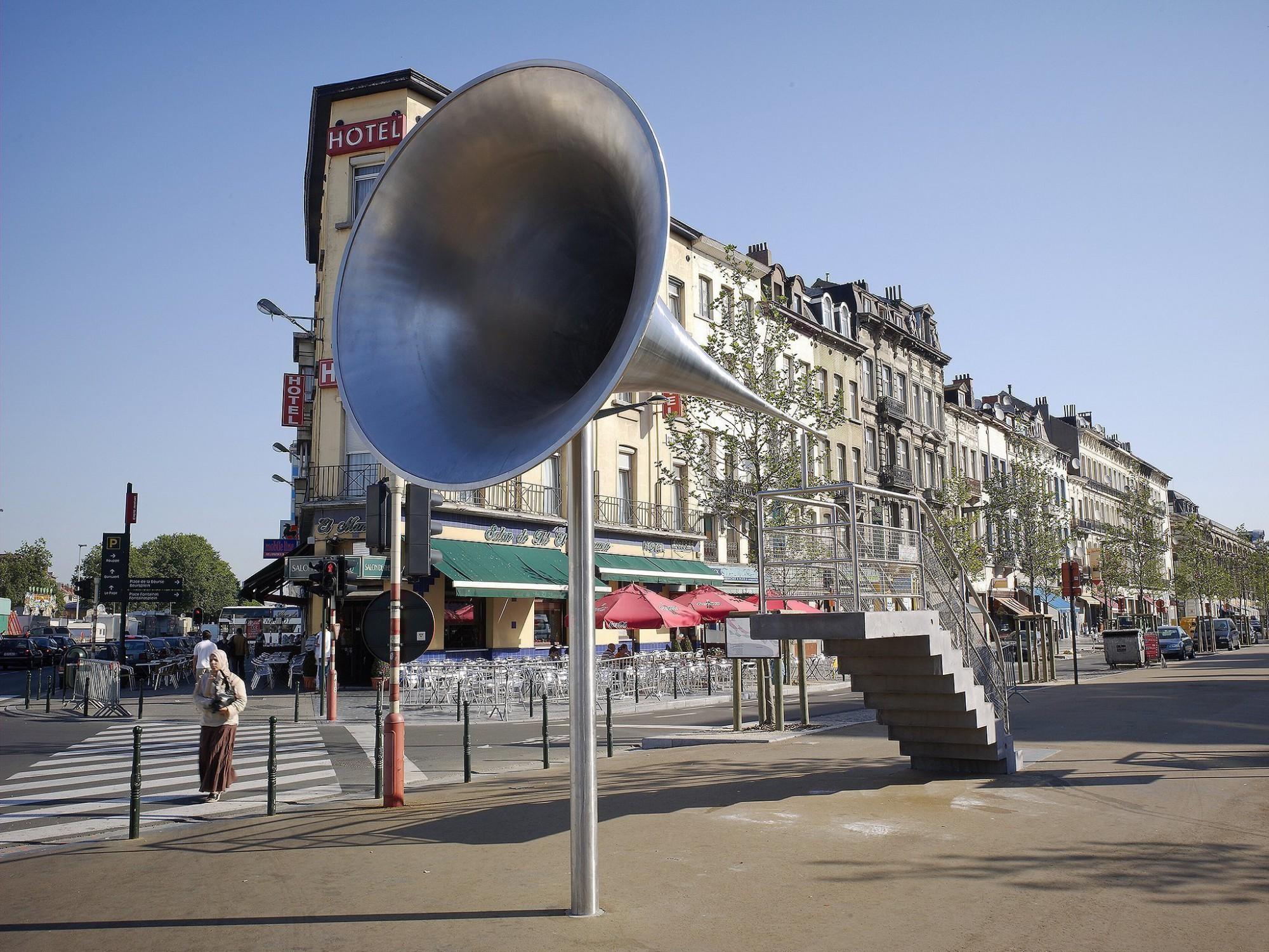 Afbeelding: Fotografie beeldende kunst openbare ruimten,