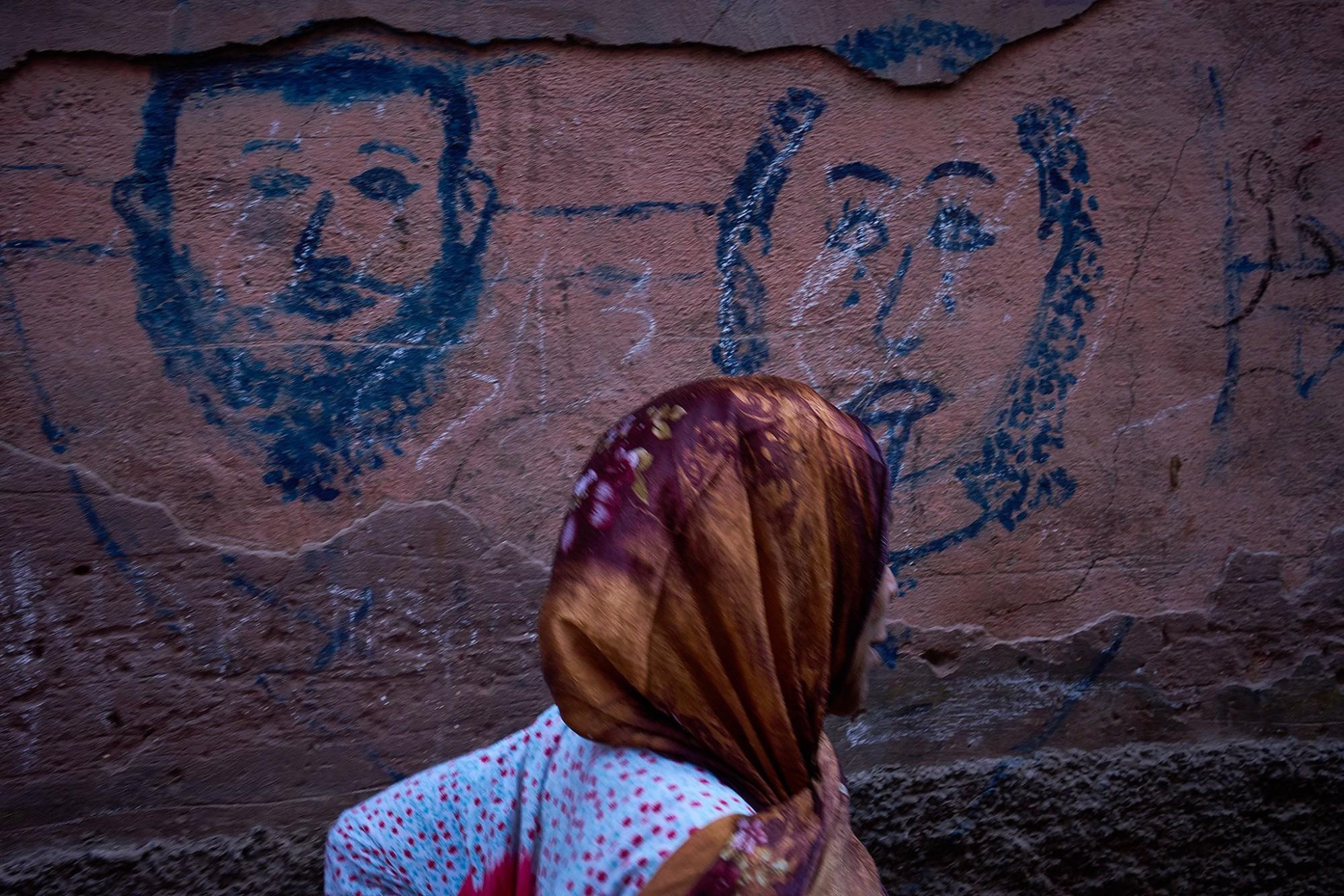Afbeelding: Dominique Van Huffel, reisreportage, Marokko, Marrakech.