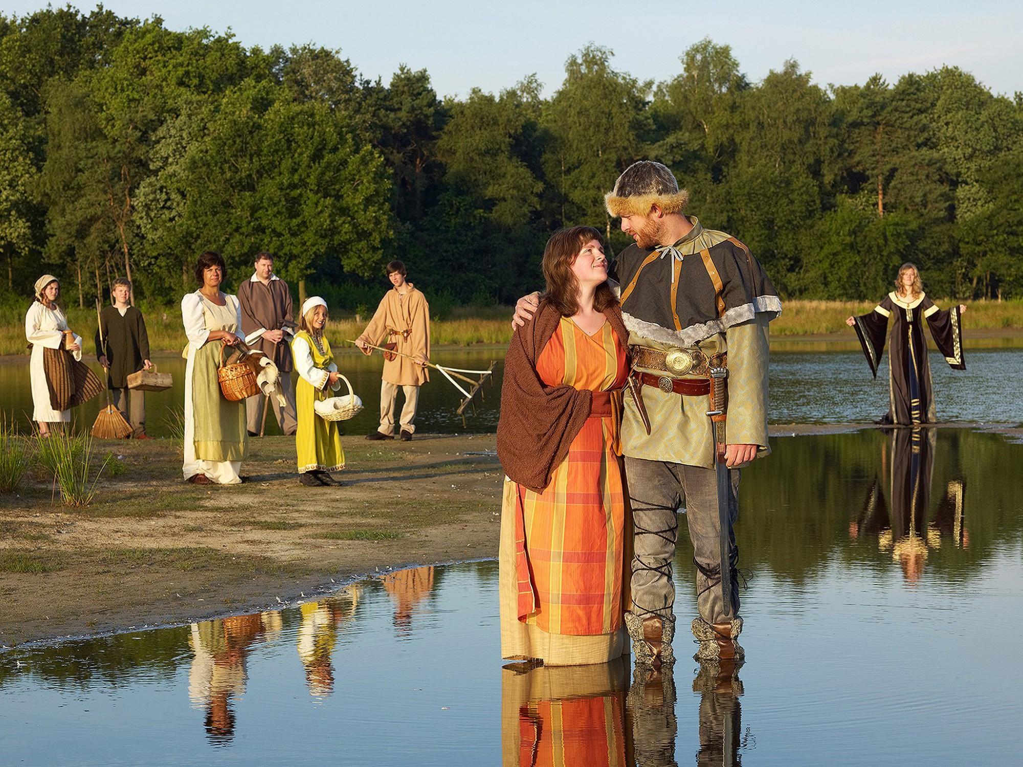 Afbeelding: Sfeerfotografie promotie musical Gelmel voor vzw La:ch.