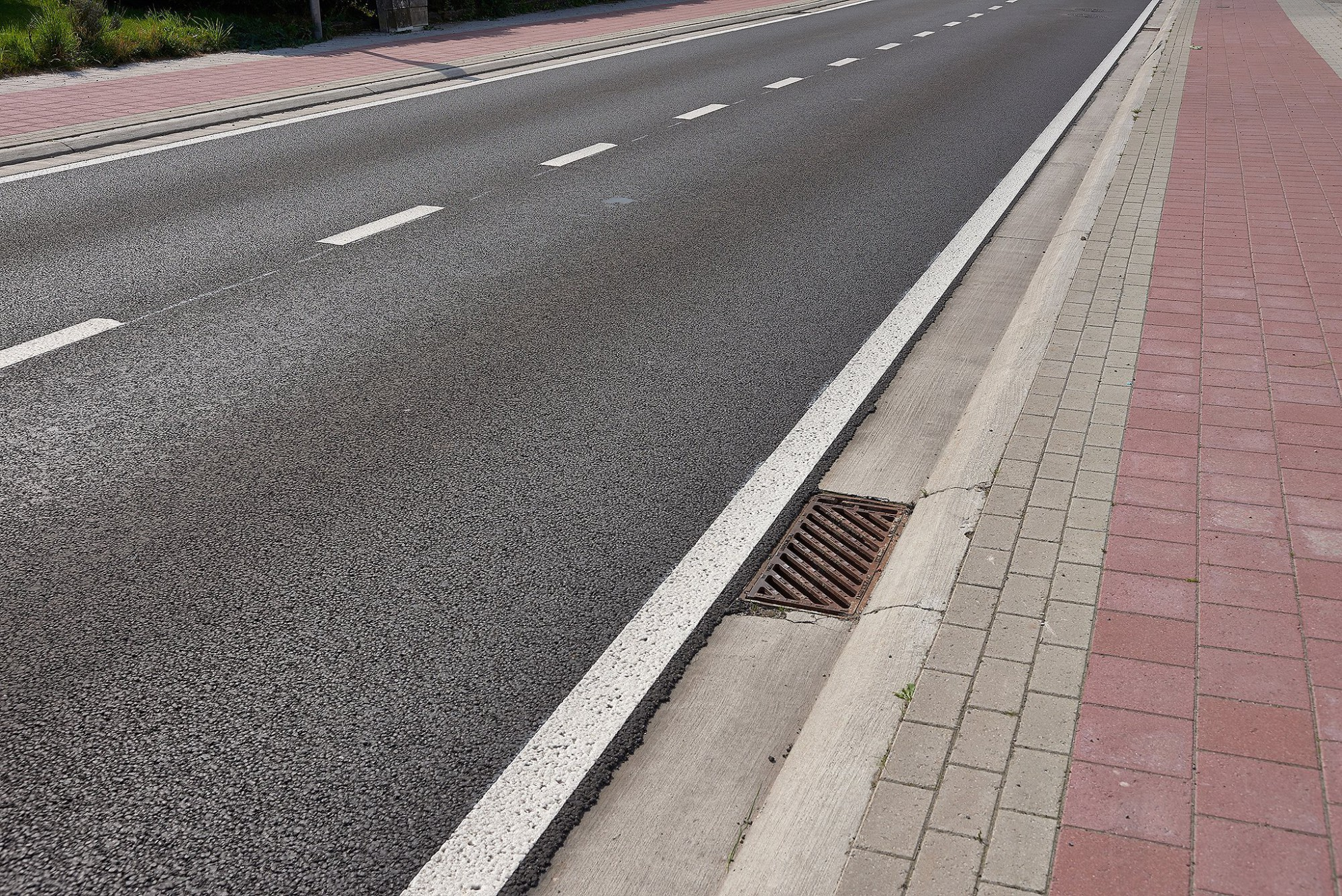 Afbeelding: Aanleg van gewestwegen en fietspaden te Merksplas, door DCA.