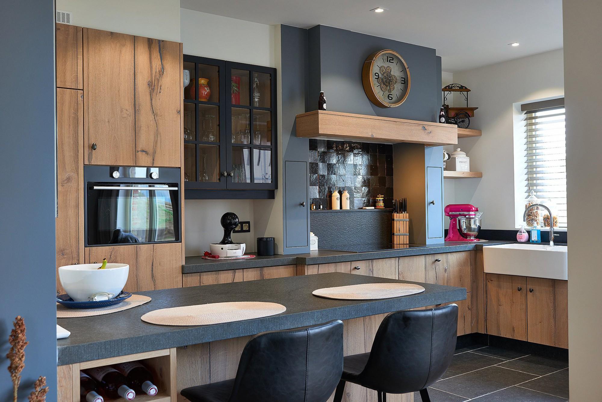 Afbeelding: Fotografie keuken voor HR bouw, fotografie keukens Foto Van Huffel.
