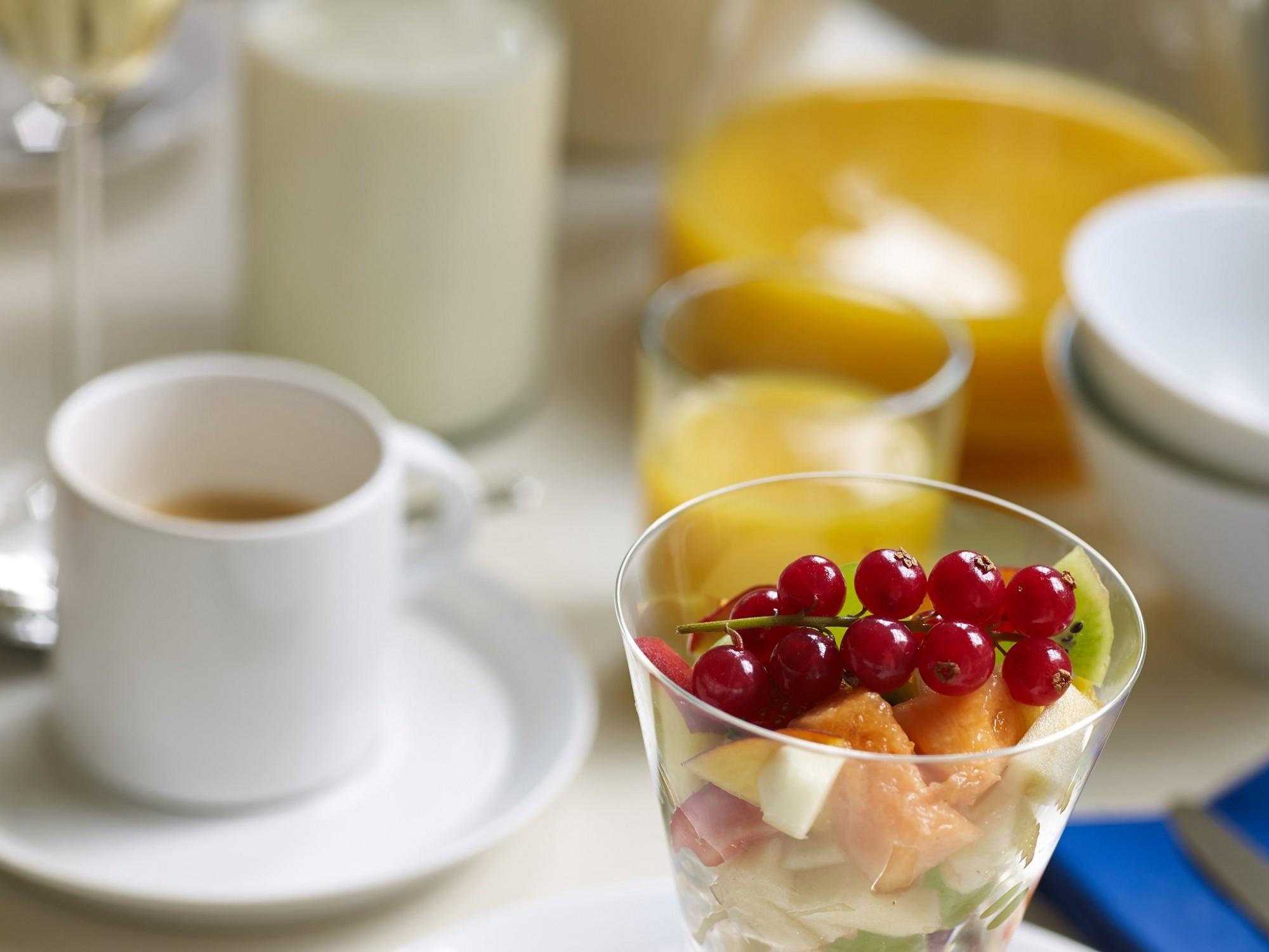 Afbeelding: Morgend ontbijt in vakantiewoning Petit Chateau Beekborne, food sfeer fotografie.
