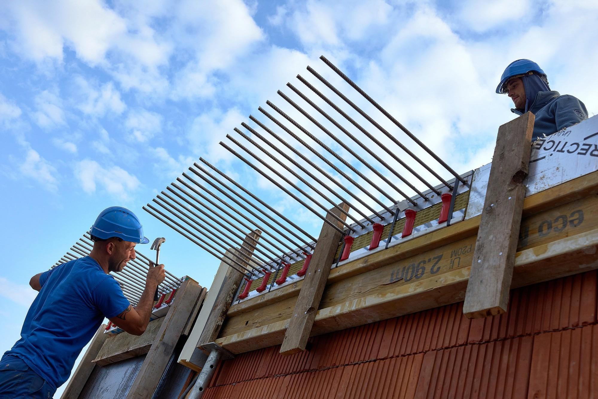Afbeelding: Werf fotografie voor DCA bouw.