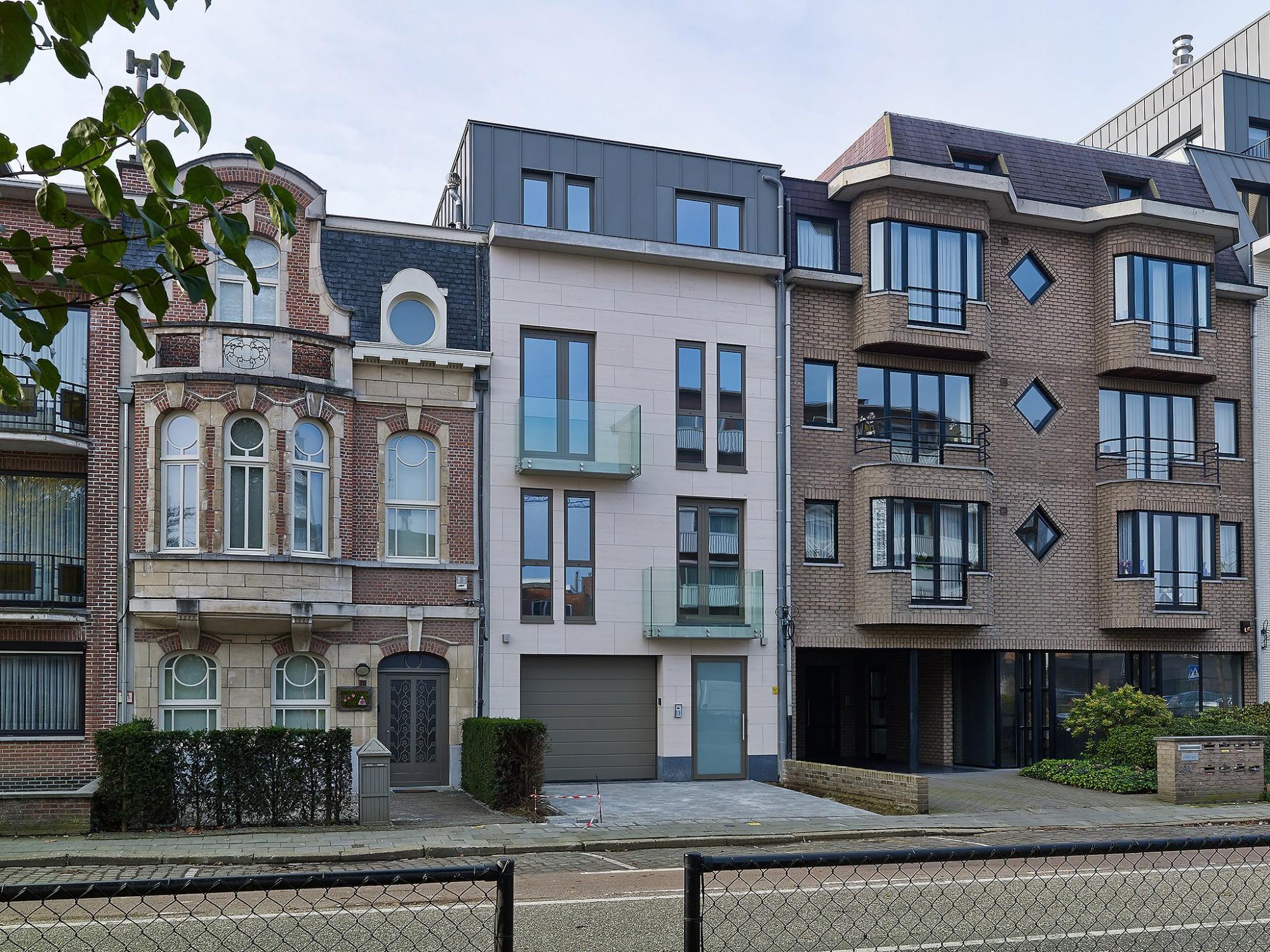 Afbeelding: Architectuur fotografie renovatie woning, woning Antwerpen, voor Mertens architecten.