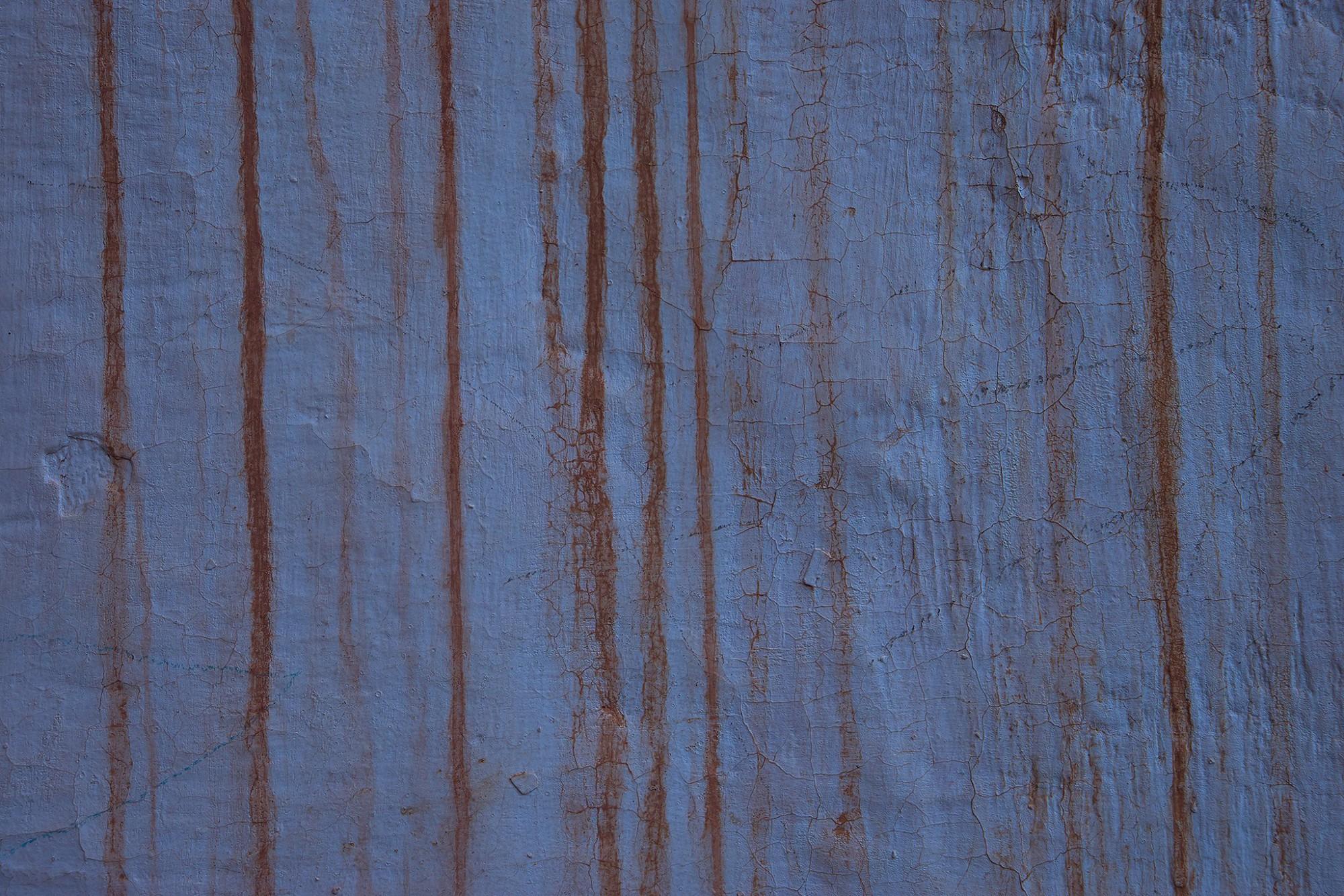 Afbeelding: Fotokunst Dominique Van Huffel, uit de reeks: Muren van geschiedenis. Marokko.