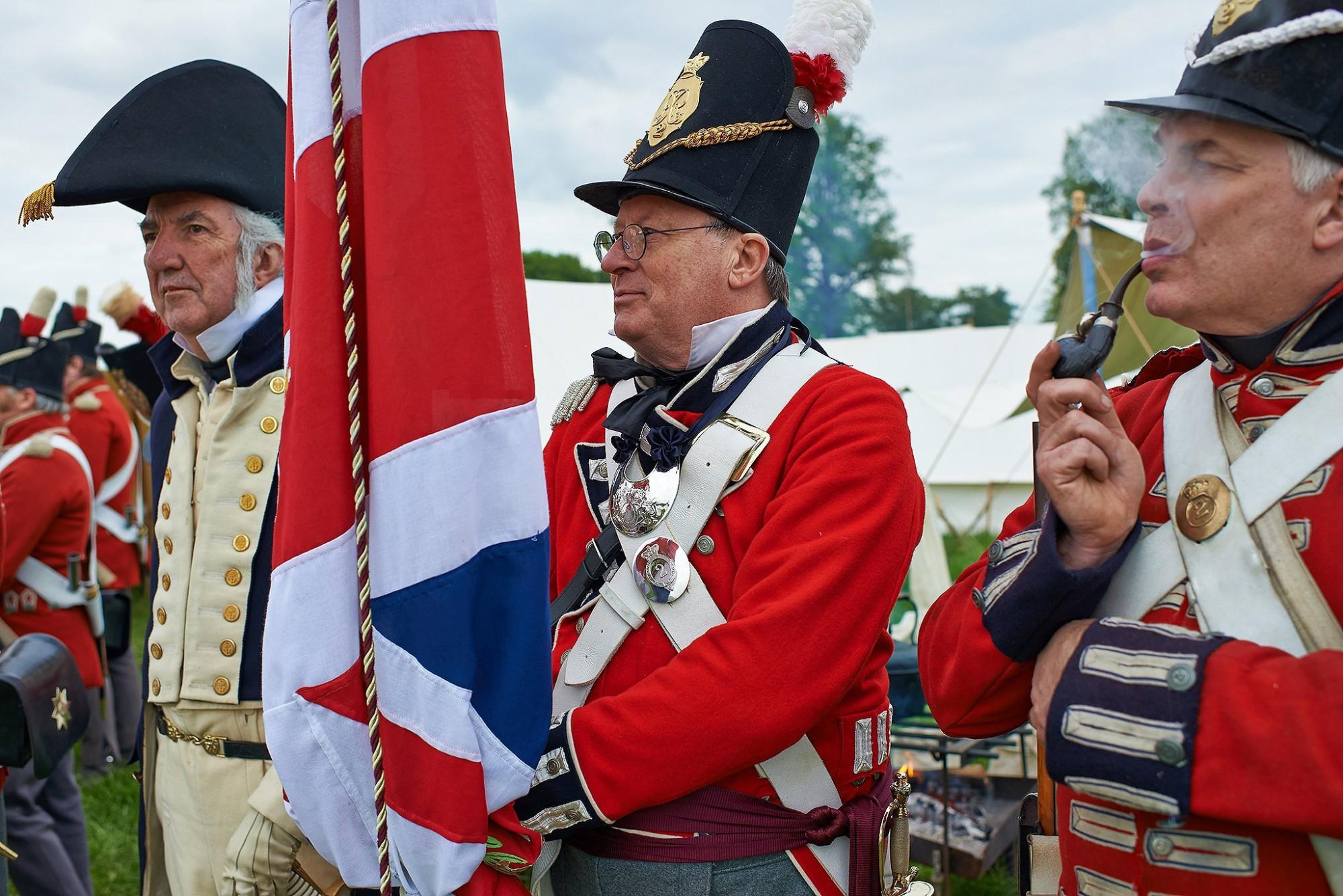 Afbeelding: Slag om Hoogstraten, de verloren veldslag. Fotografie events.