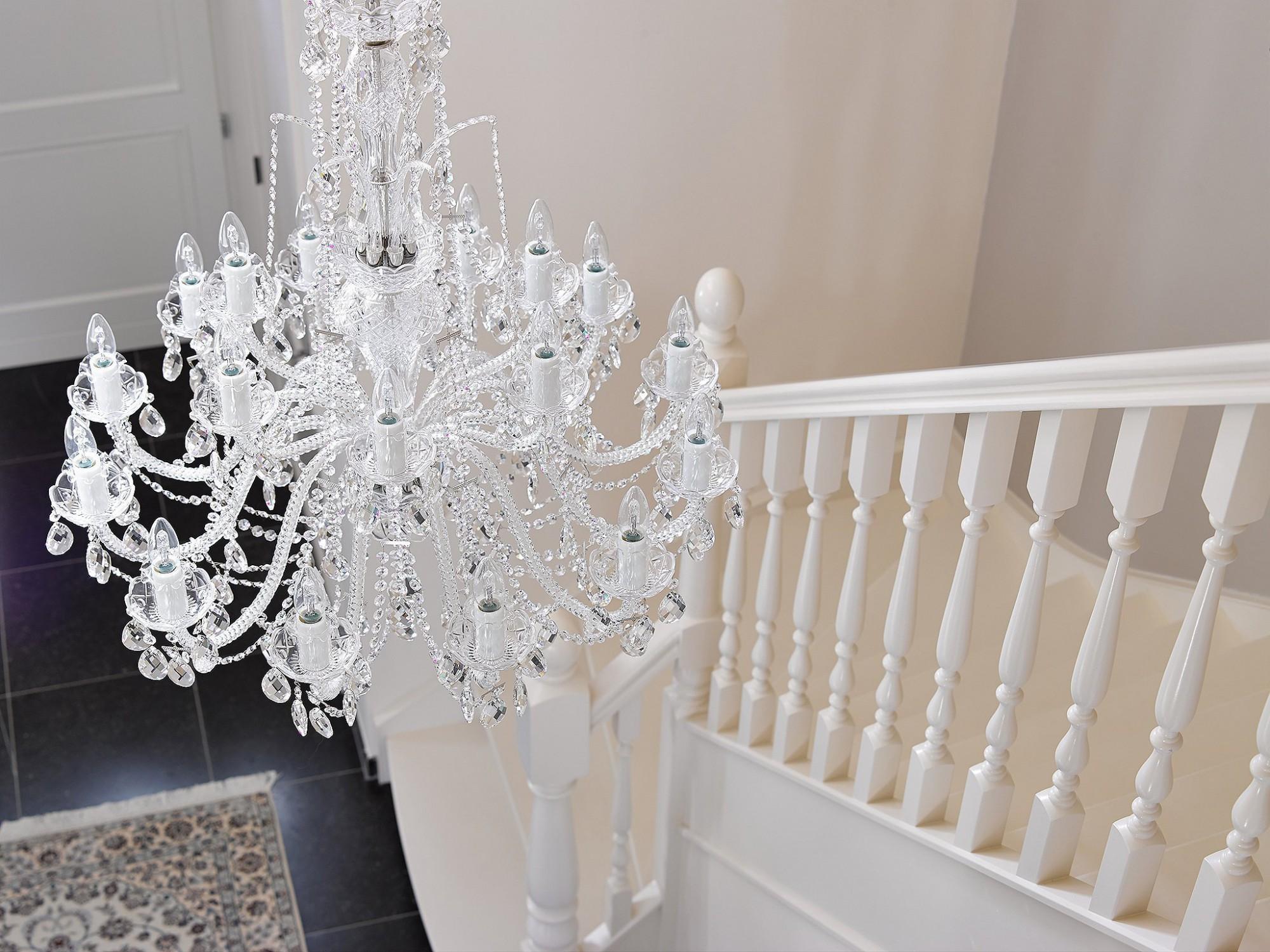 Afbeelding: Fotografie interieur, trap te Geel voor Eddy De Prins.