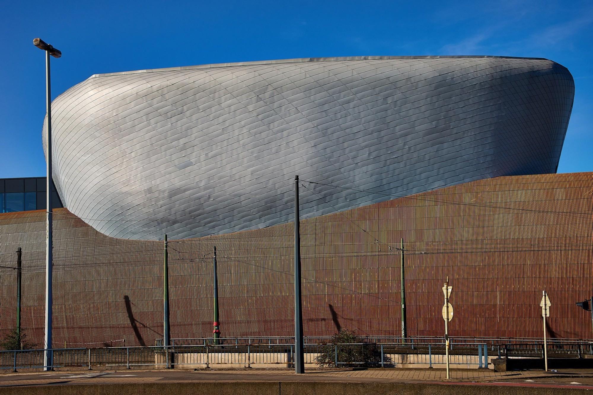 Afbeelding: Dockx Brussel © Art & Build Architect , architectuur en industriële fotografie Foto Van Huffel