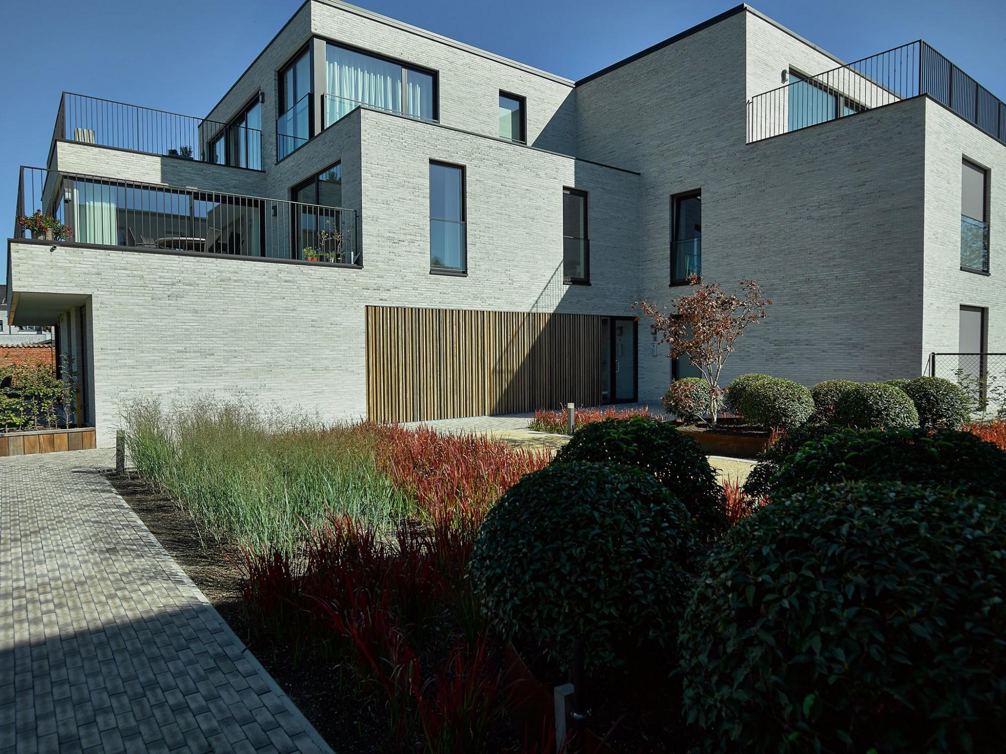Afbeelding: Architectuurfotografie Lusthof te Brecht voor © Mertens architecten en Reno Art.